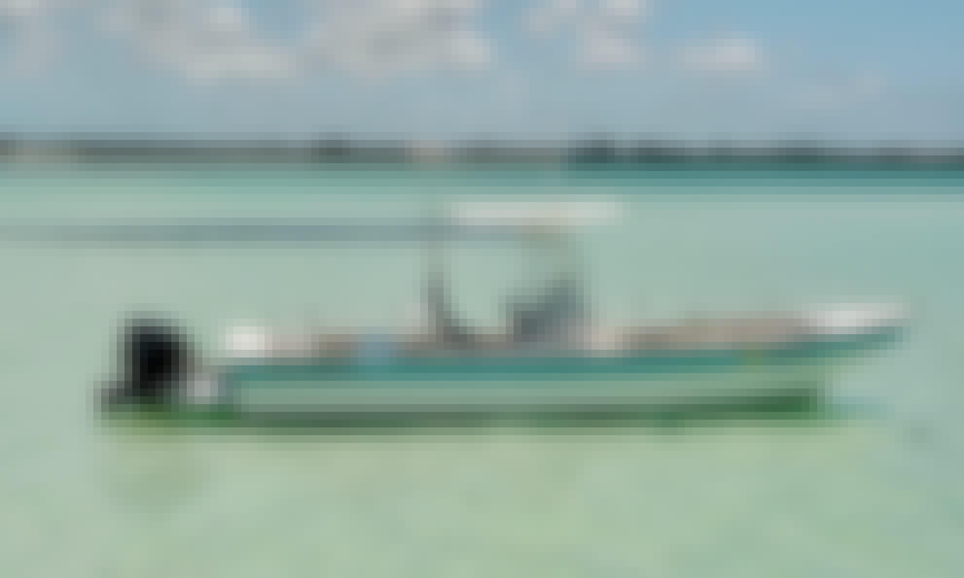 Fishing Charters Center Console Boat 27′ in Punta Cana, La Altagracia