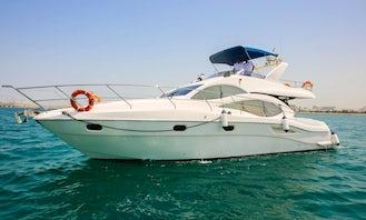 Luxurious 55' Majesty Craft on Rent in Dubai