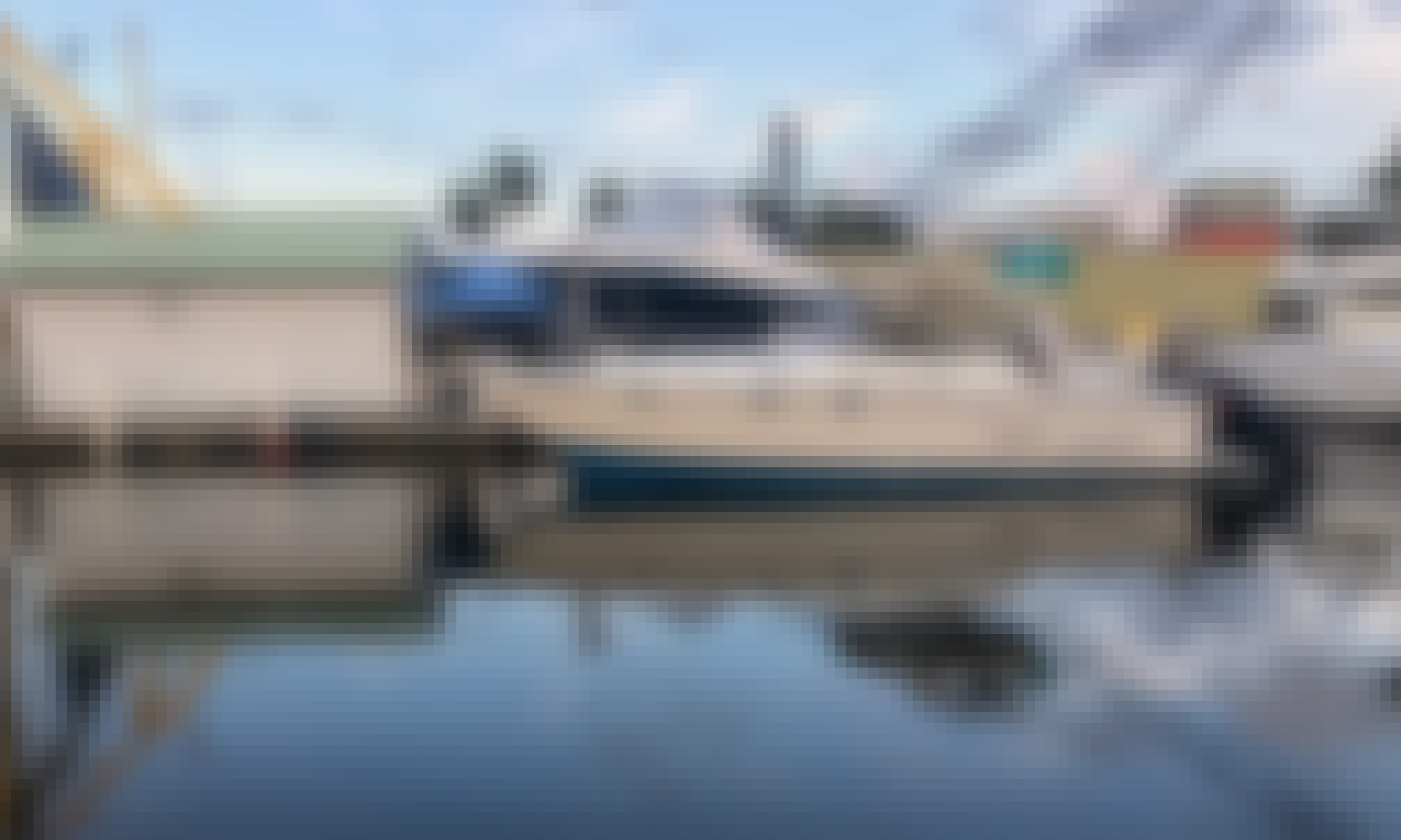 Charter 31' Tiara Open Express Motor Yacht in Miami, Florida!