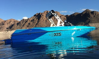 24' Axis Wake Surf Boat With Captain in Boulder City