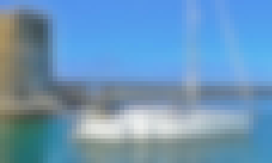 Elan 434 impression (44 ft) for rent in Heraklion, Crete (without skipper)
