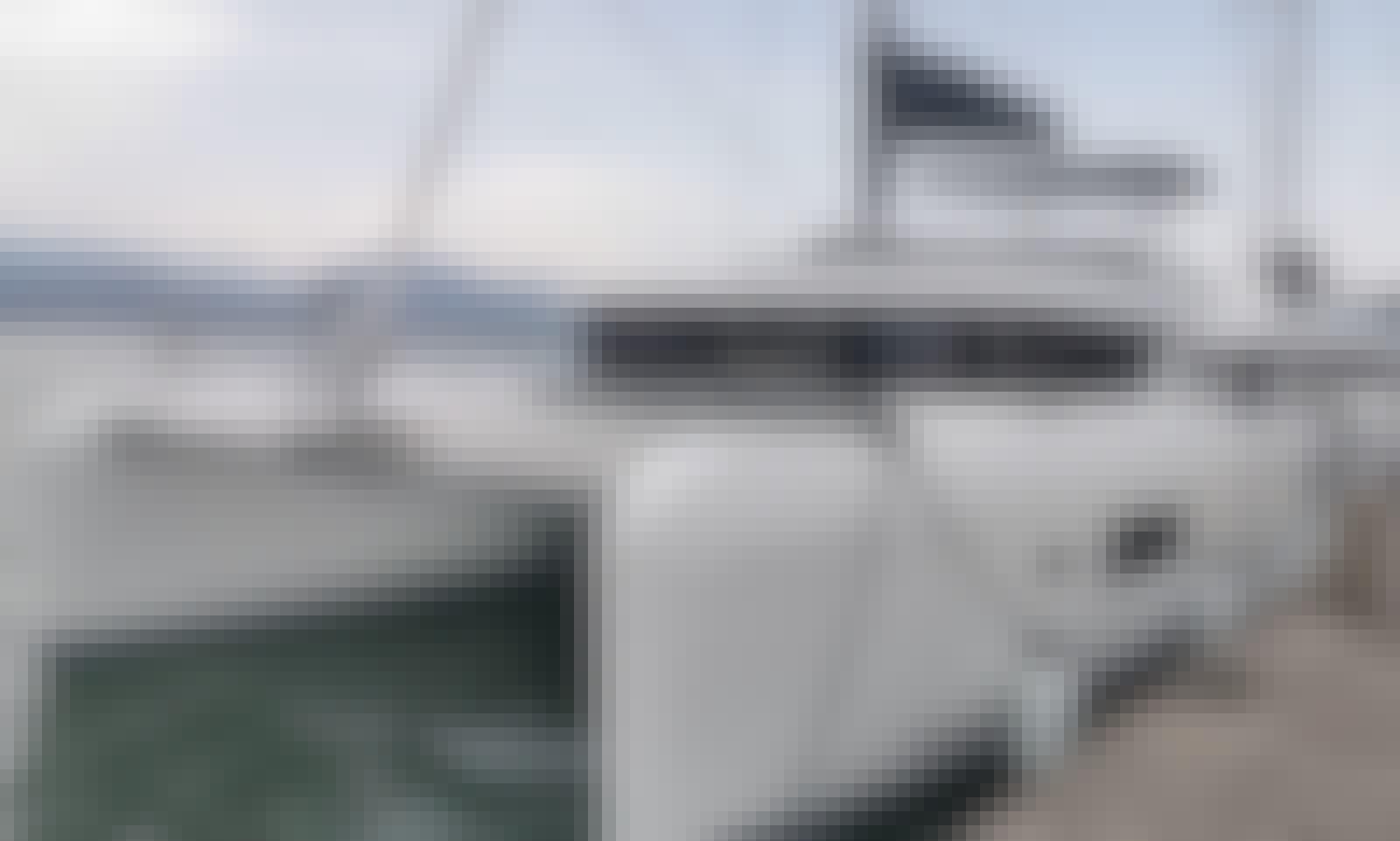 Skippered Catamaran Rental in Marmaris