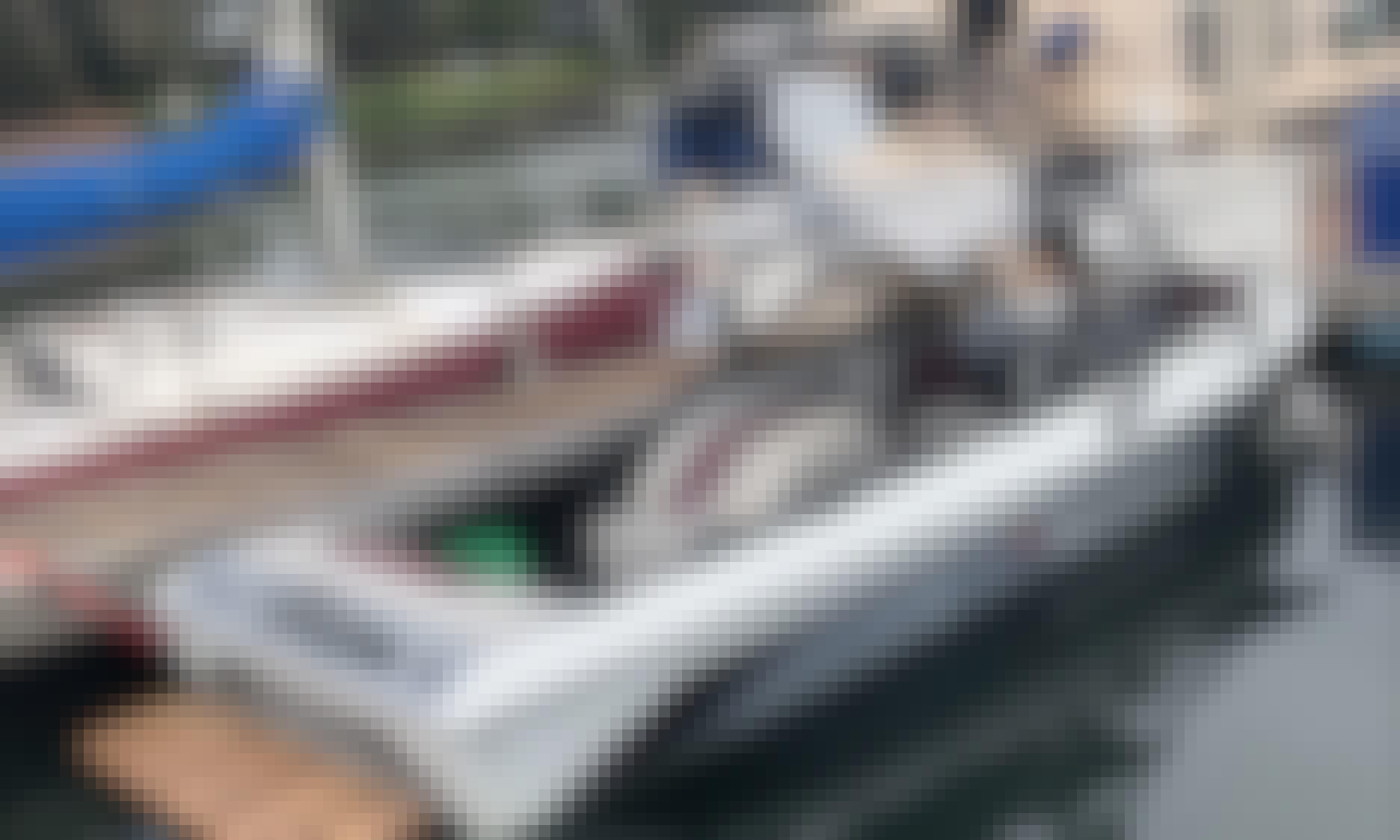 Amazing Water Sports Boat Malibu Sunsetter 20FT for Cruising, Tubing ,Wakeboarding-10 People