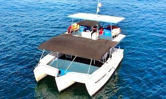 Best Value for your Money Party Trimaran in Puerto Vallarta