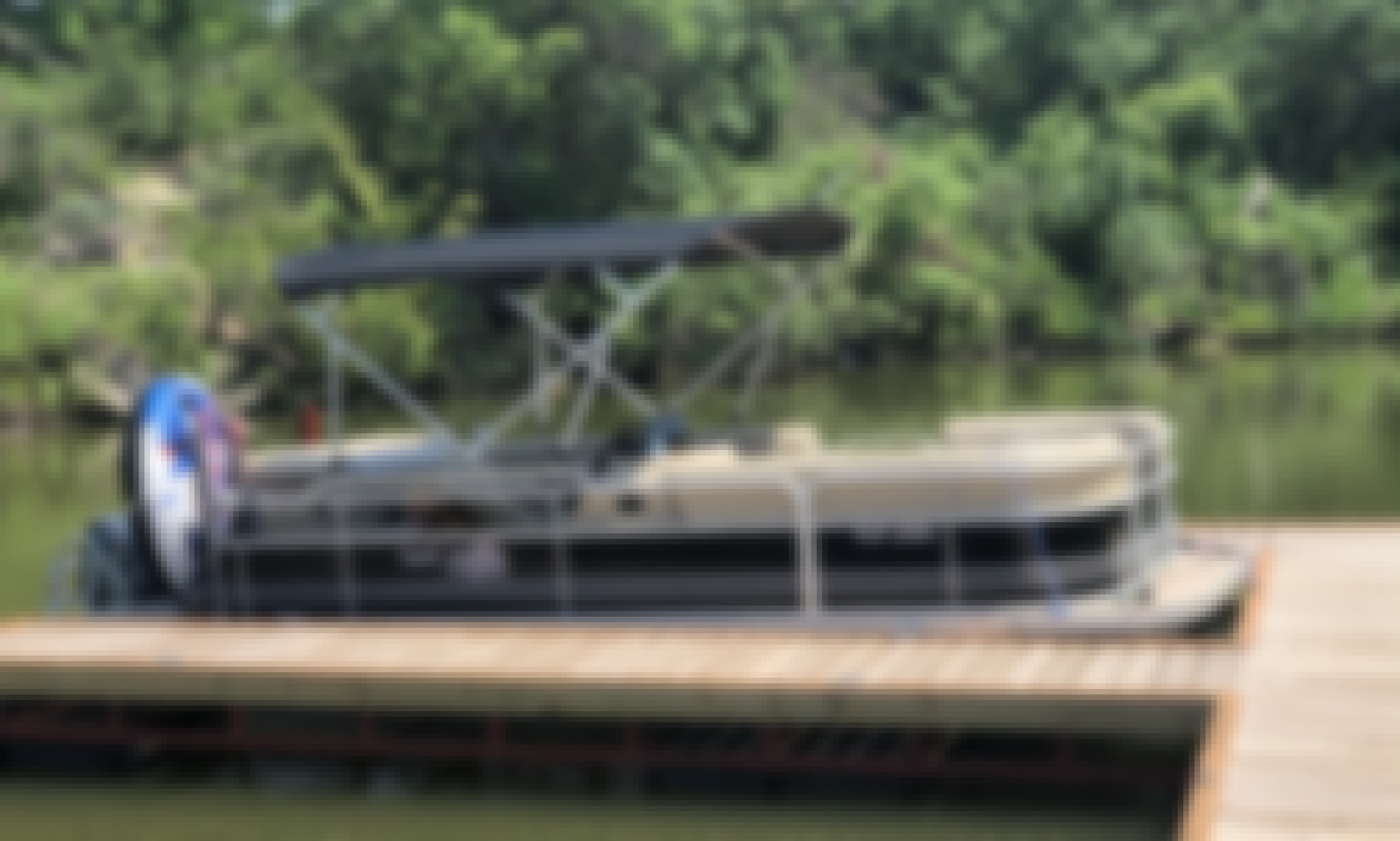 SunCatcher Party Barge for Daily Rental in Fort Worth, Texas