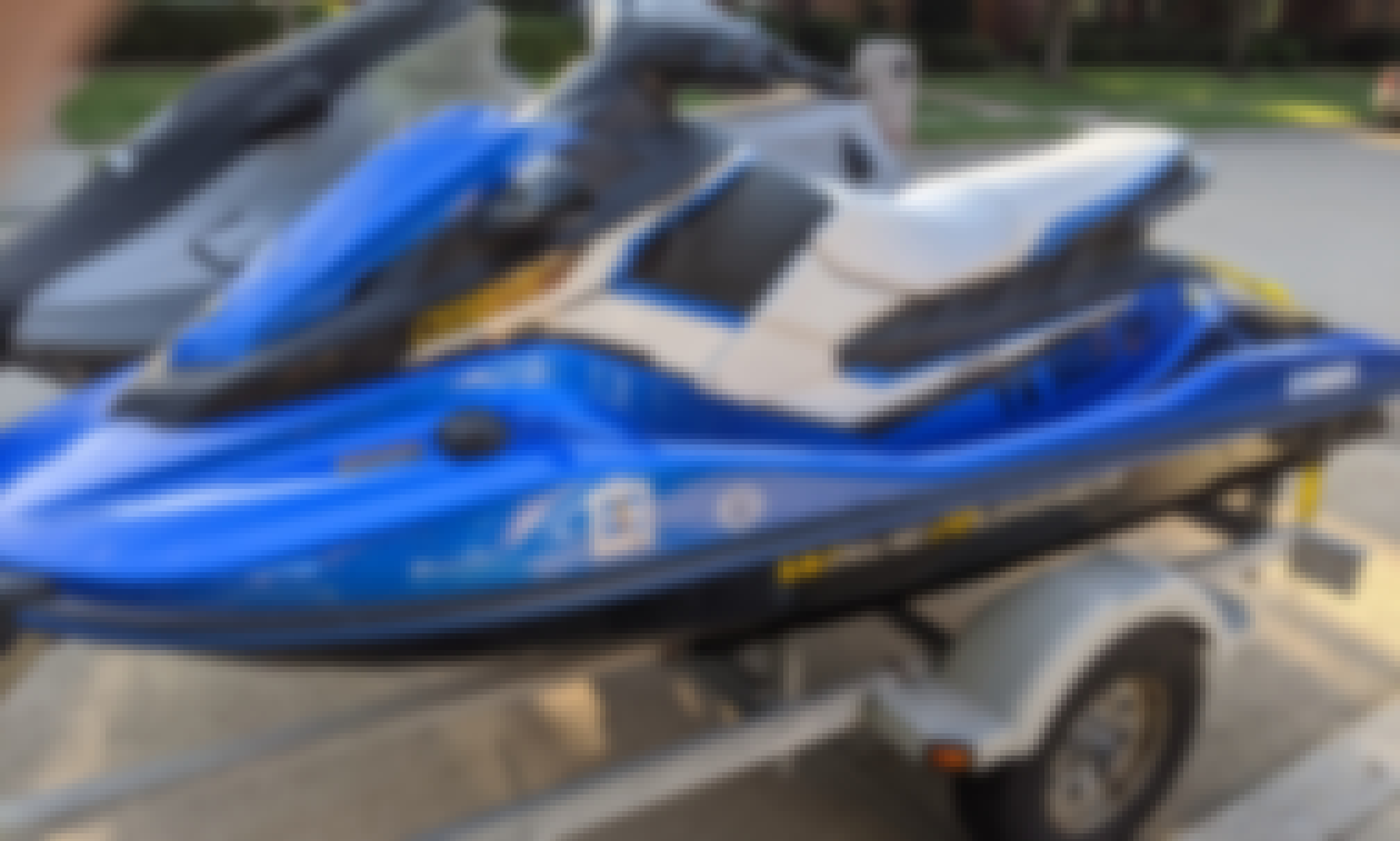 2017 Yamaha EX Deluxe Waverunner