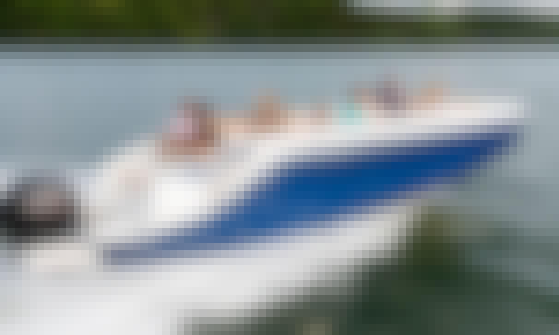 22' Bayliner 2021 Powerboat for 8 People in Sag Harbor, New York
