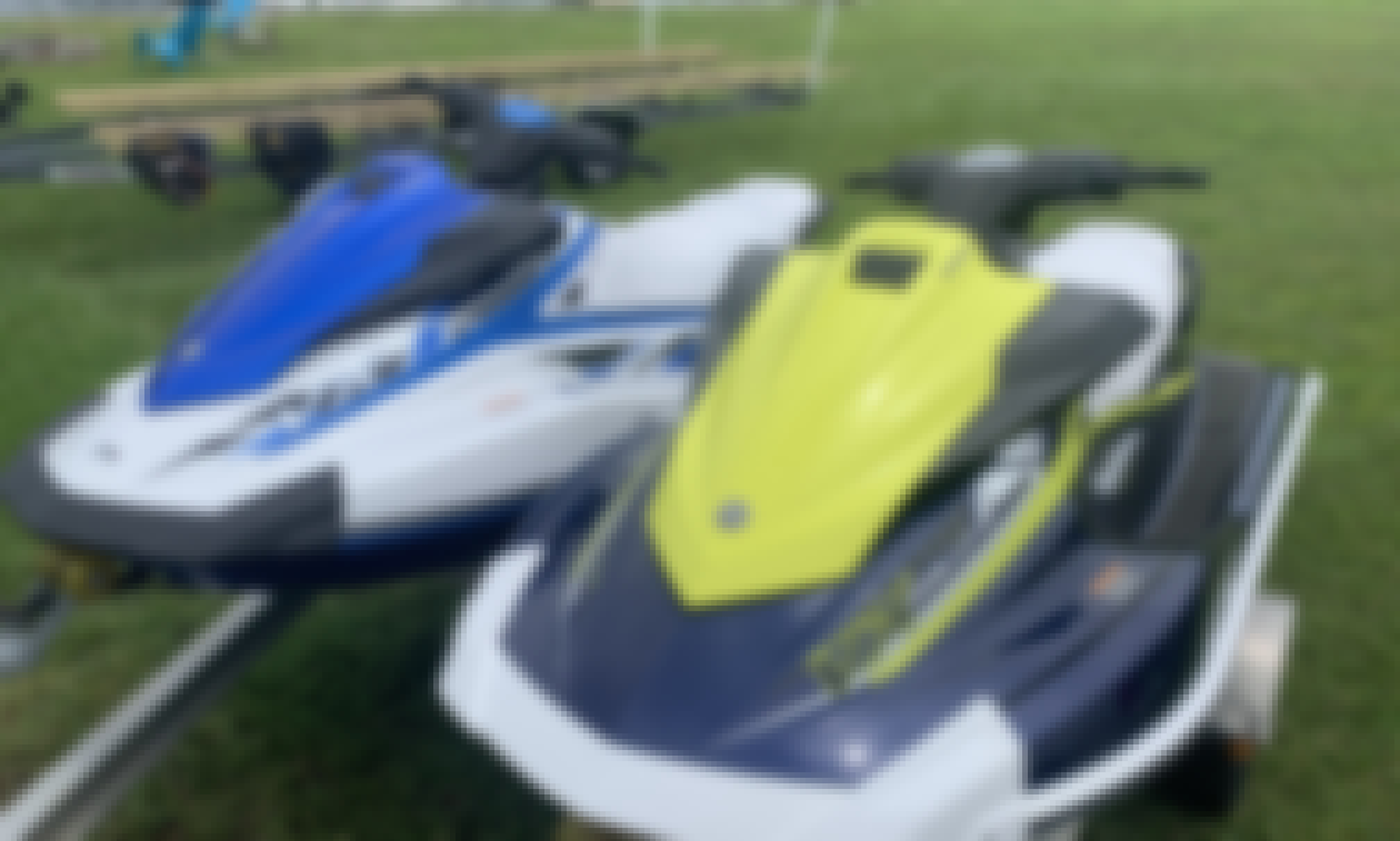 2020 Yamaha Jet Skis delivered in SWFL
