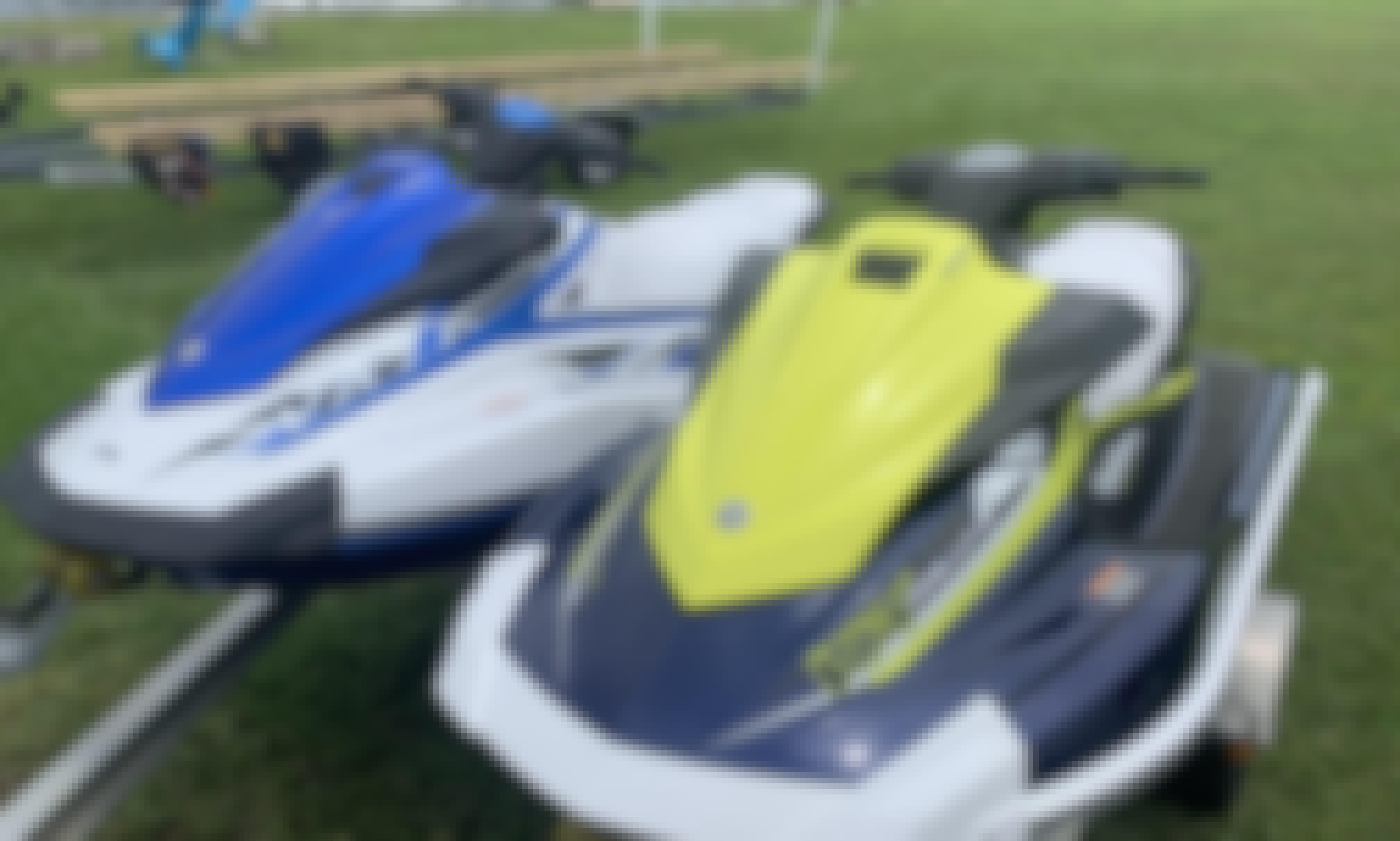 2020 Yamaha Jet Skis delivered in SWFL