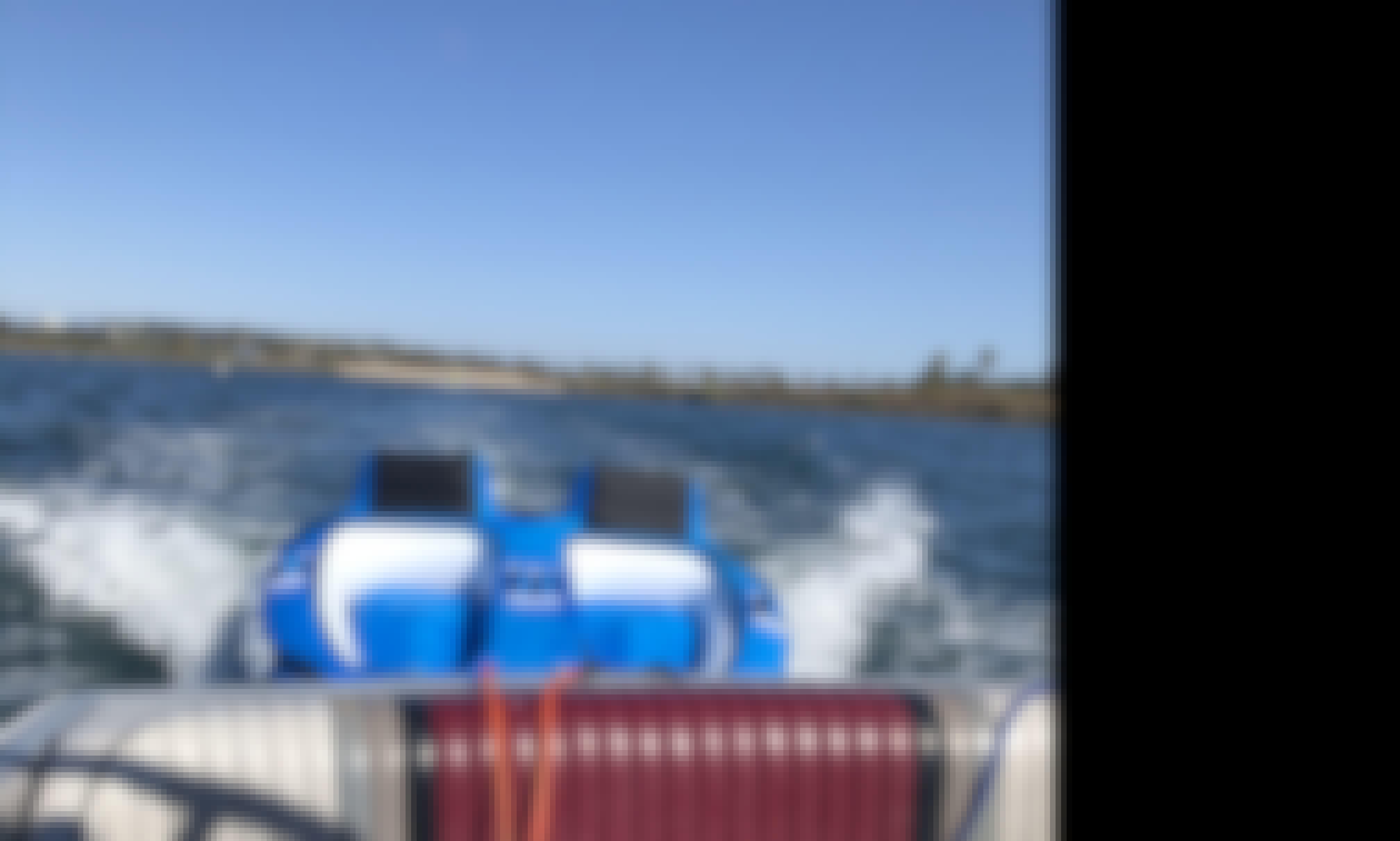 Amazing Water Sports Boat Malibu Sunsetter 20FT for Tubing - Wakeboarding, Cruising -10 People