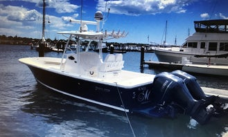 8 Person Center Console Rental in Osterville Massachusetts