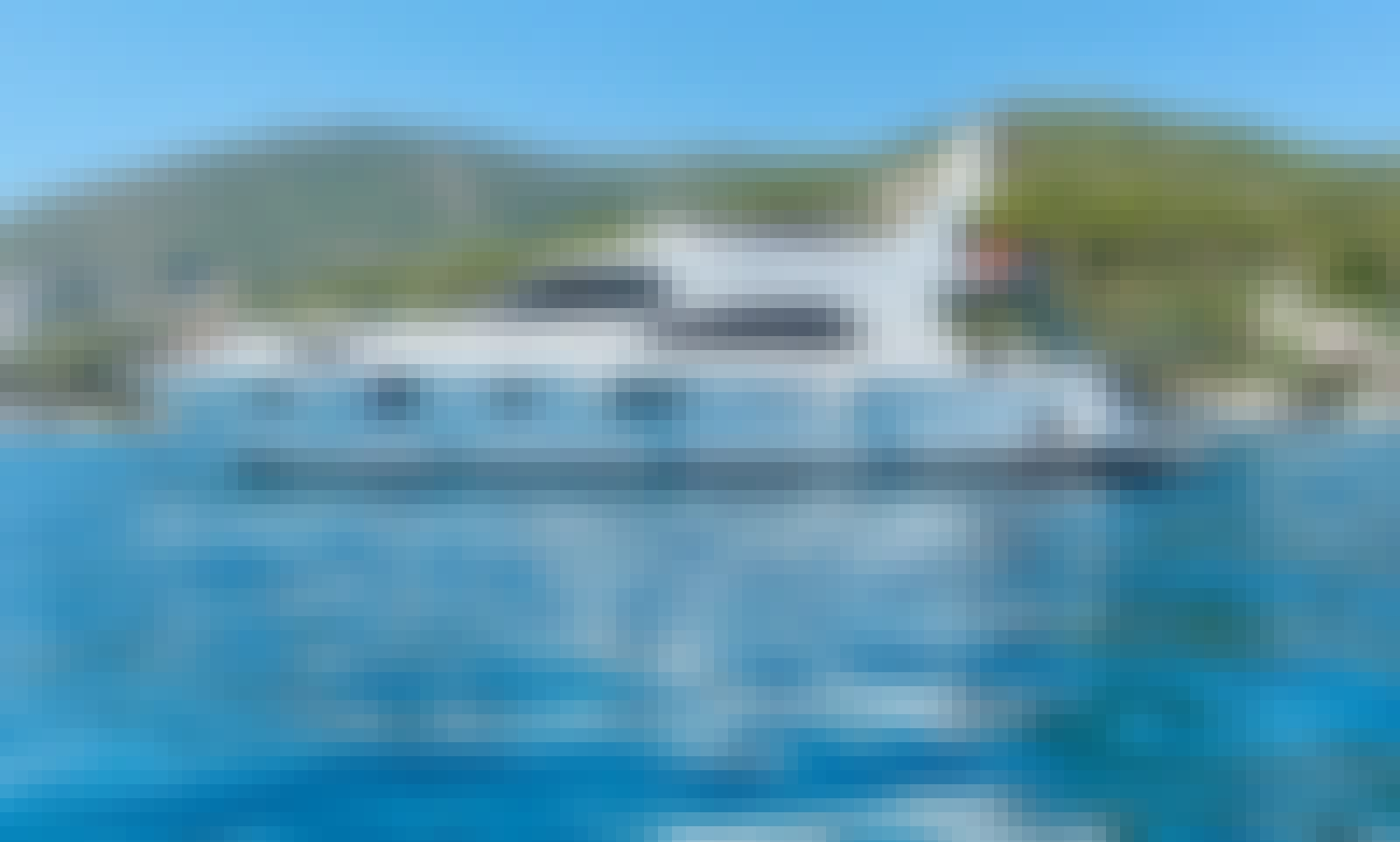 6 Person Zeus Power Mega Yacht Charter in Muğla, Turkey