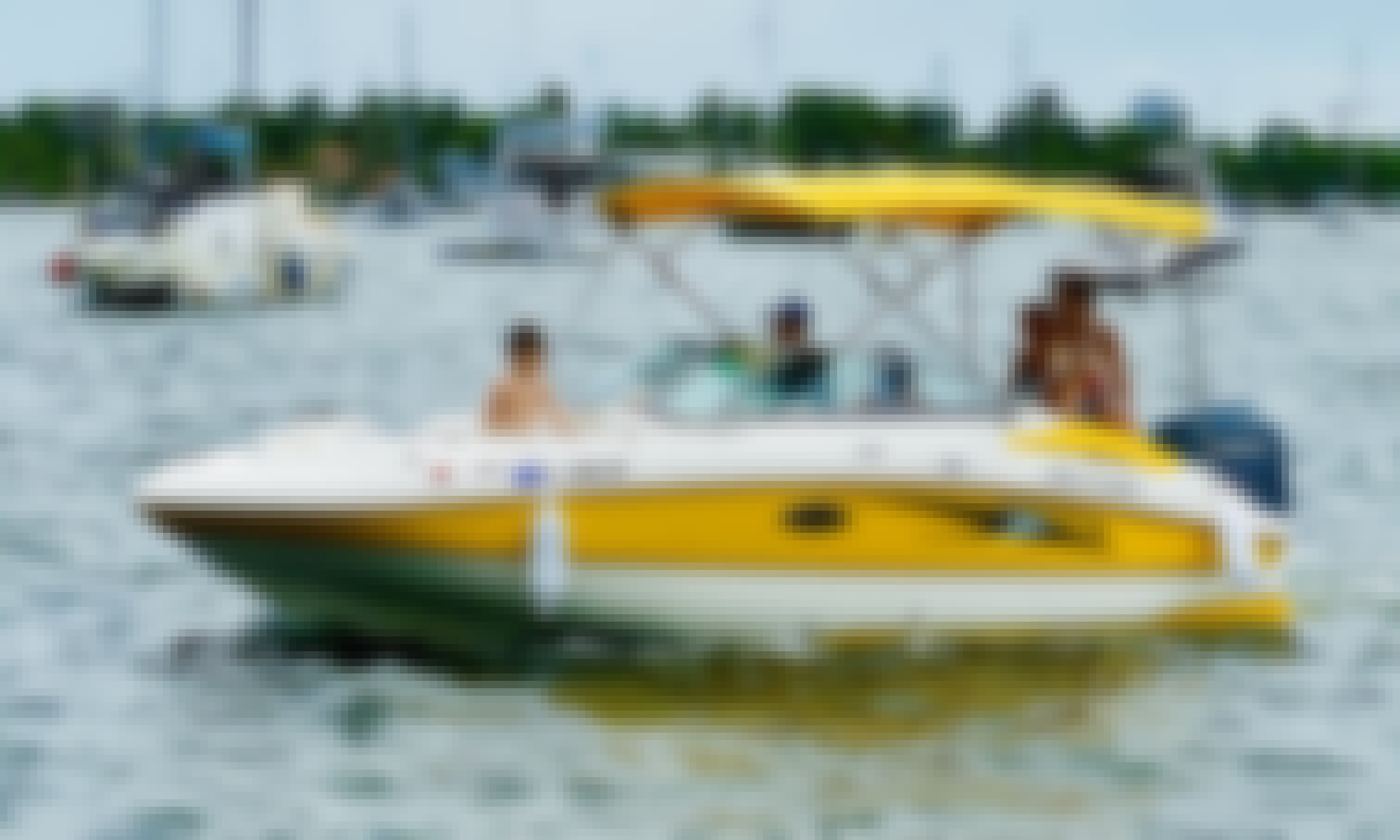 Hurricane 20ft Boat Rental in Hollywood, Florida
