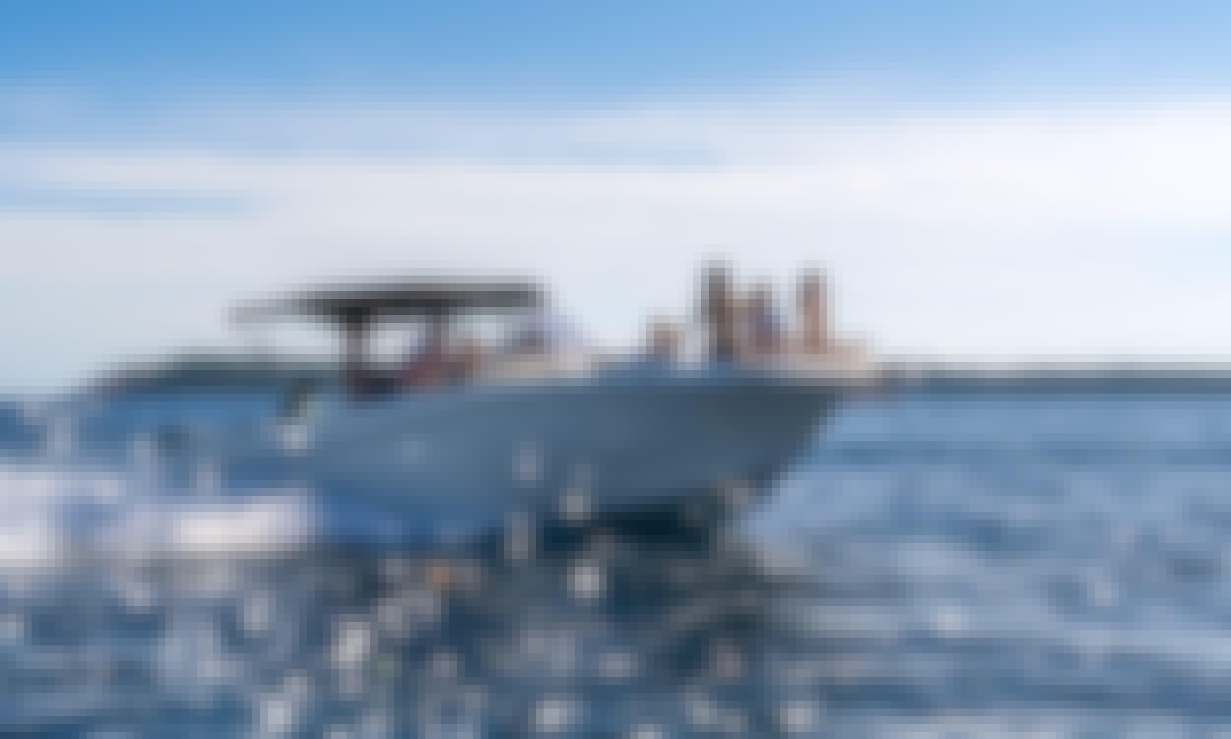 Enjoy in Boka Bay in Atlantic Marine Open 750 wit Skipper, Kotor Montenegro