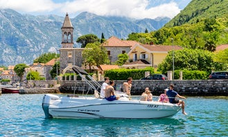 Rent a boat, Jeanneau Cap Camarat 6.5 CC Rental in Kotor, Montenegro