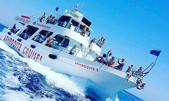 Summer Escape in Protara Private Boat Trip & Party