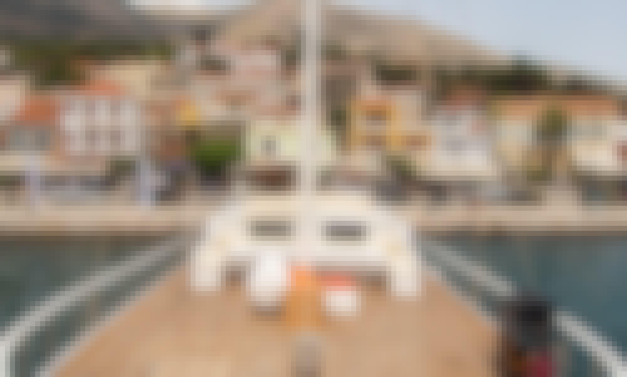 79' Custom Gulet Sailing Charter in Zakinthos, Greece!