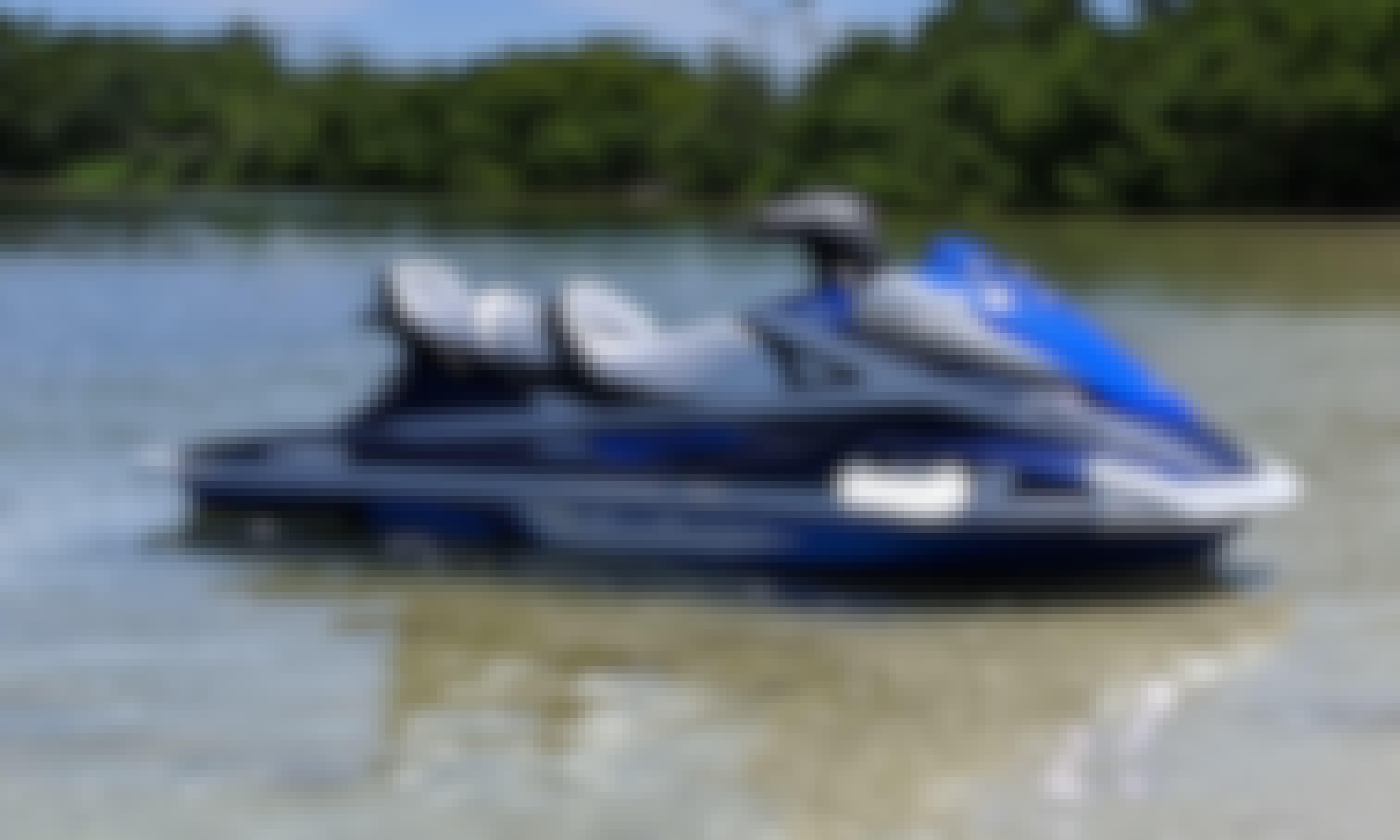 2020 Yamaha VX Cruiser HO ...speeds up to 72mph