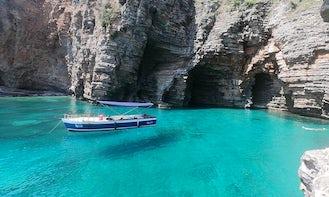 Boat rental in Budva for 12 person!