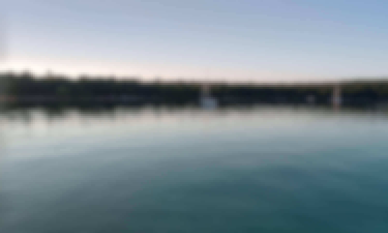 34' Captained Power Boat in Elk Rapids