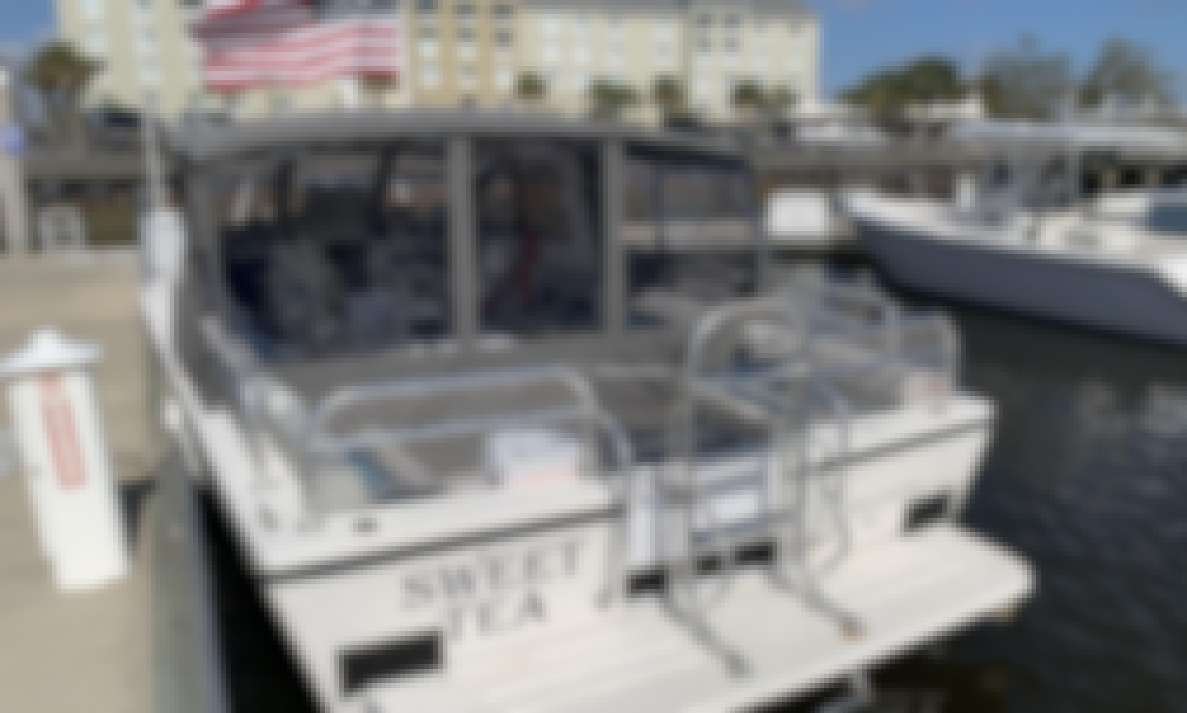 Passenger Boat rental in Charleston