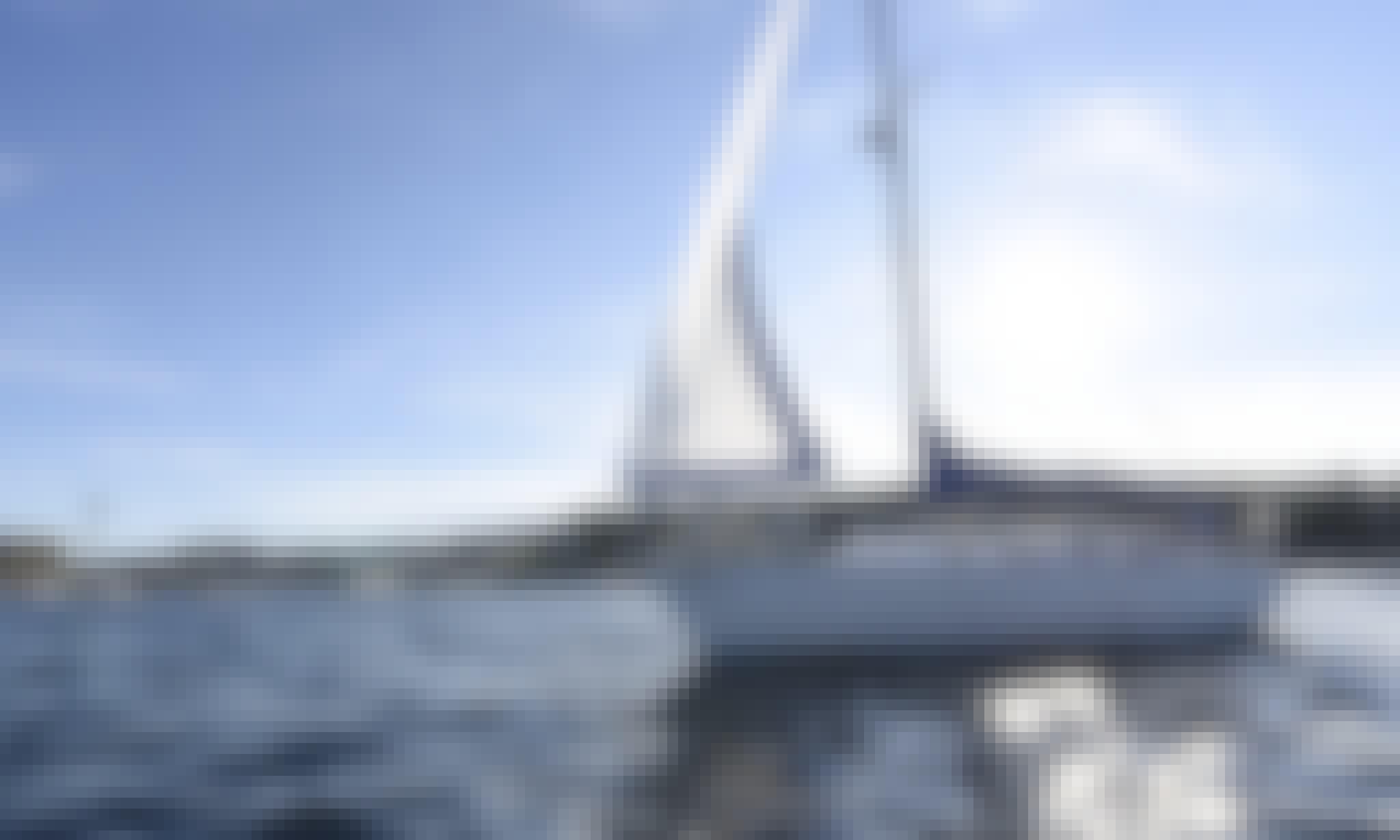 36' Catalina Sailing Yacht in Lake Union, Seattle
