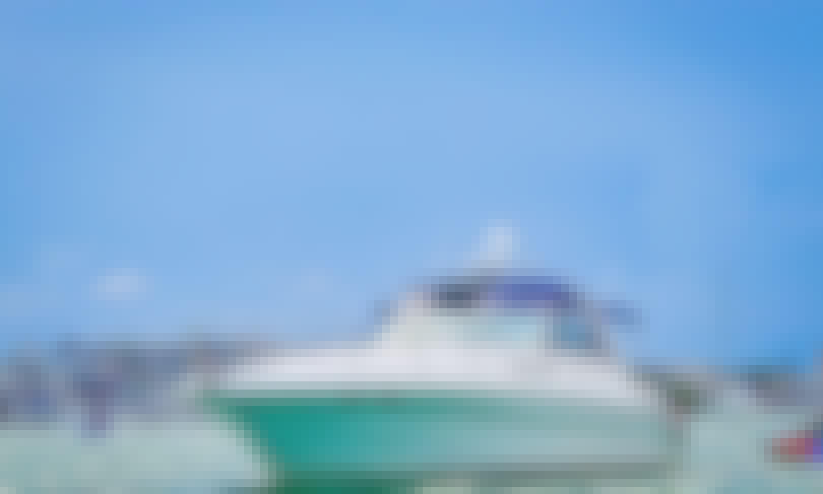 MIAMI'S #1 YACHT PARTY - SEA RAY 45FT