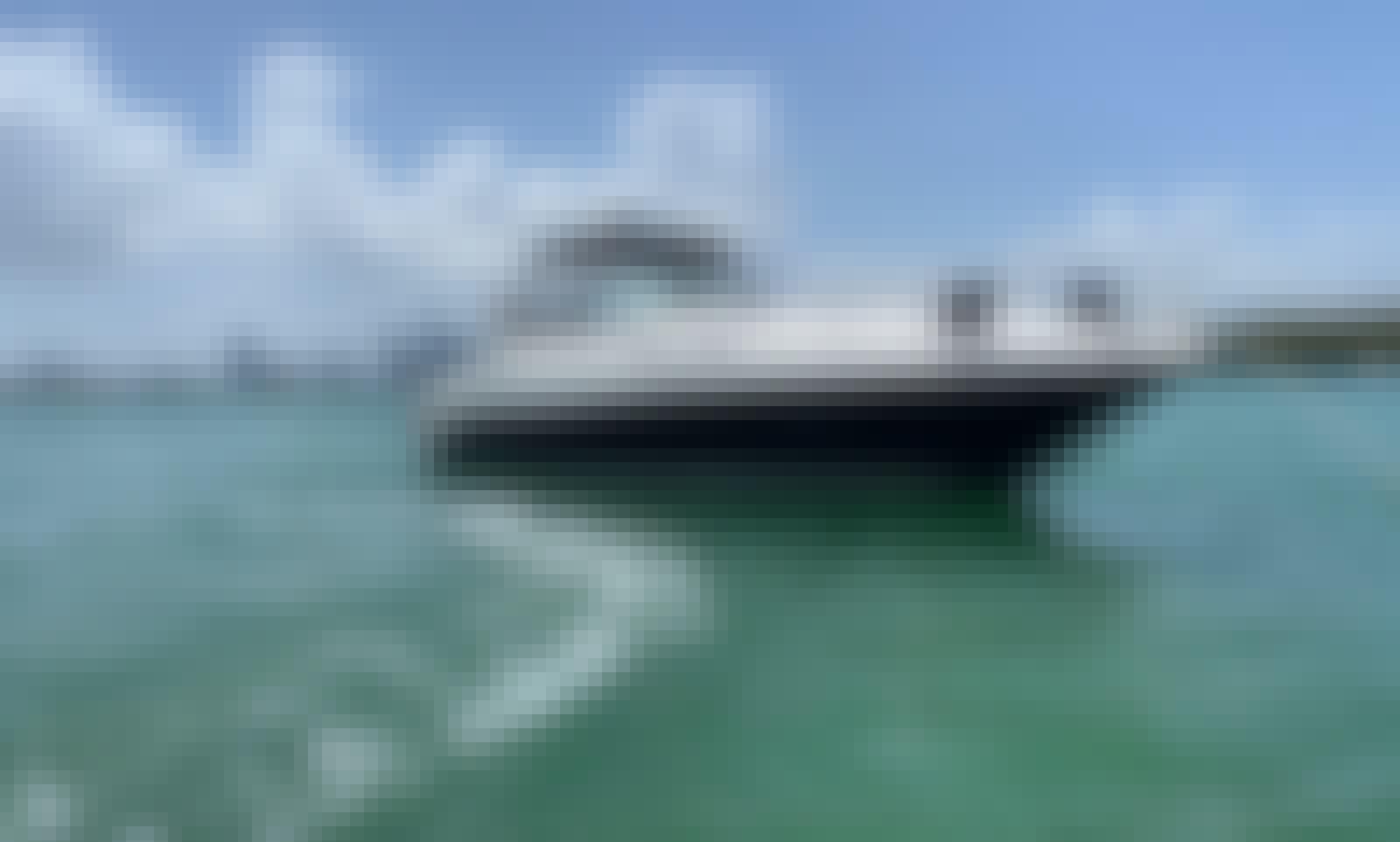 36ft Sea Ray Sundancer in Miami Beach Florida