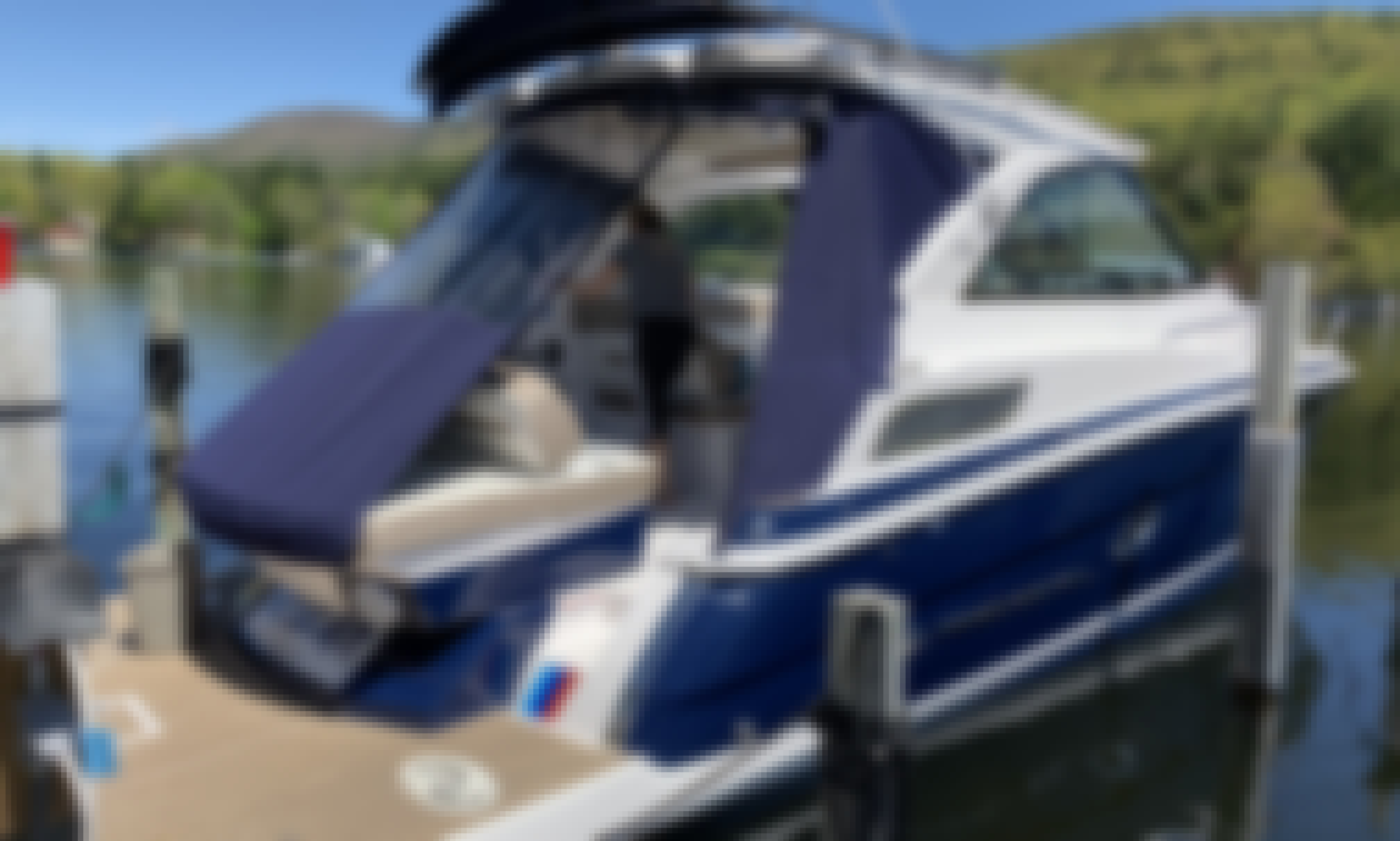 Fully Loaded Gorgeous 37' Regal Boat w/Joystick Rental in Lake George, New York