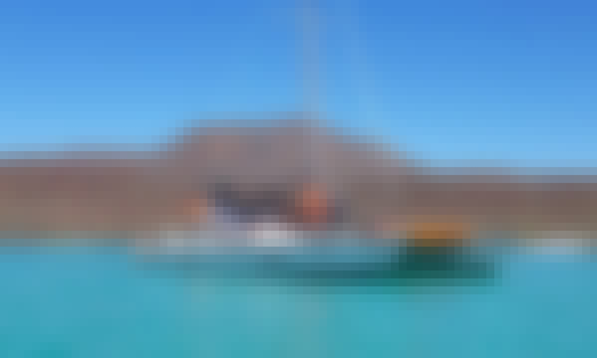 Islands Catamaran Cruise in Loreto, Baja California Sur