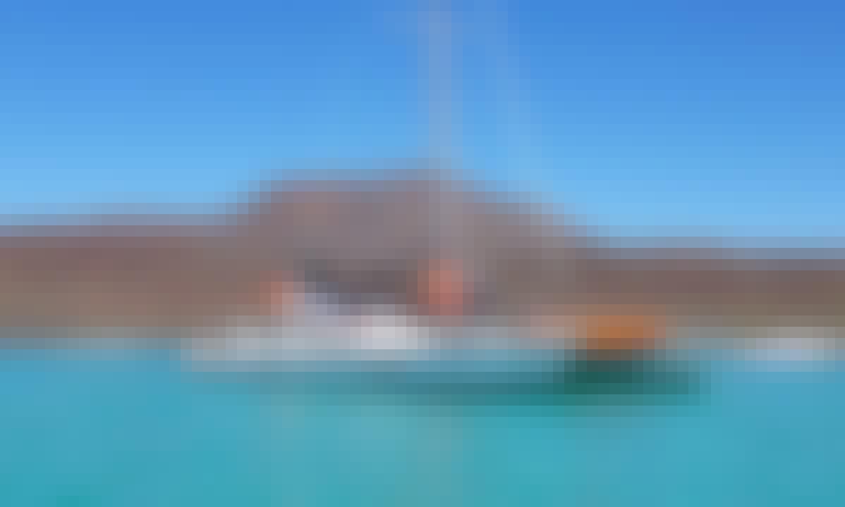 Private Islands Catamaran Cruise in Loreto