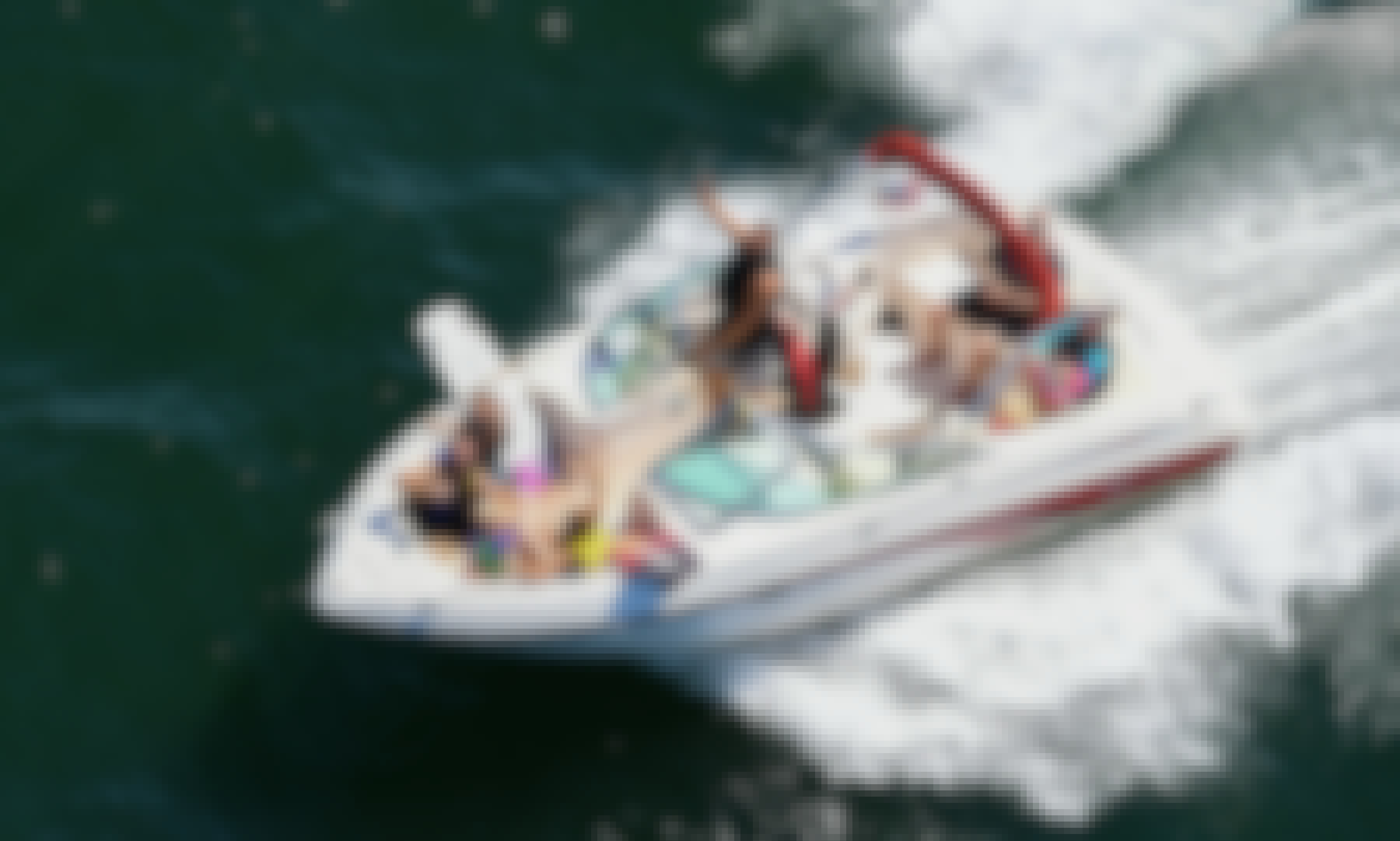 Chaparral 230SSI Sport Boat on Lake Hartwell
