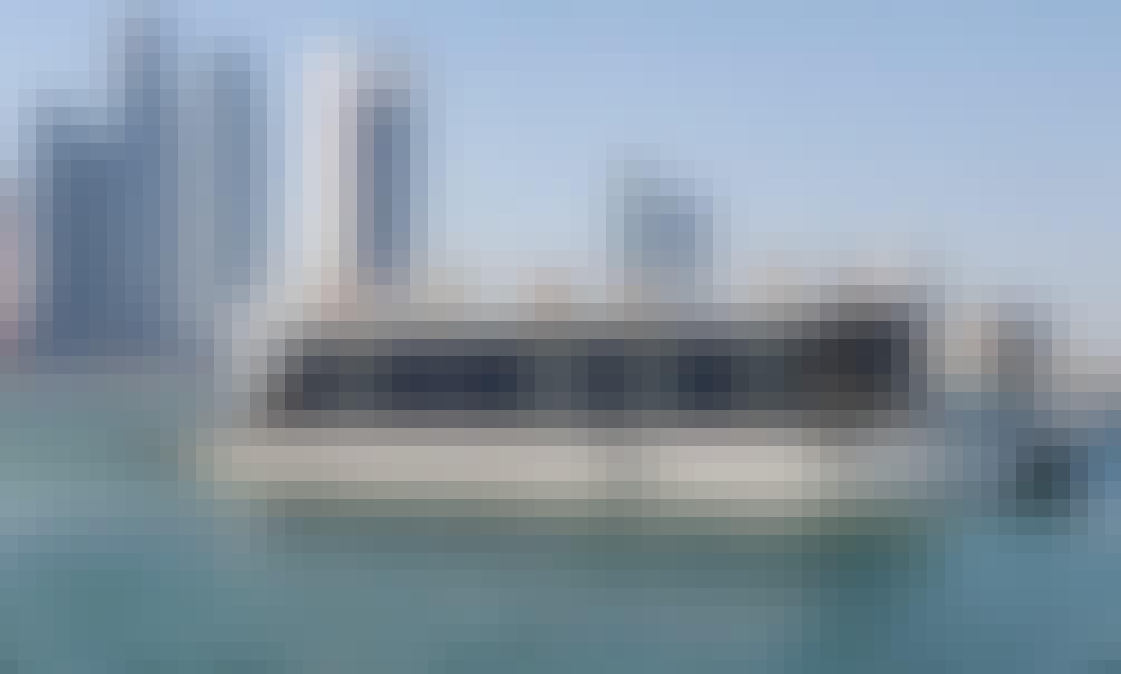 Styled Elegant Houseboat for Rent in Abu Dhabi