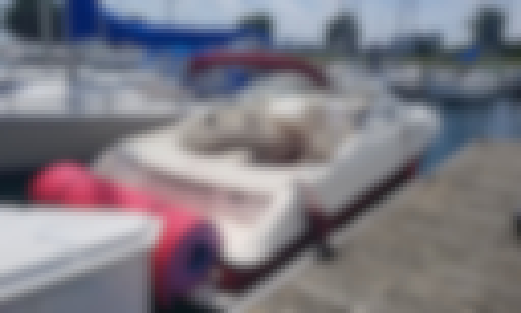 27 ft Chris Craft Playpen Bound with Water Toys USCG Certified Captain Provided