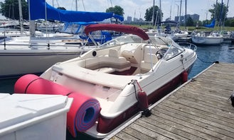 27' Chris Craft Playpen Bound with Water Toys USCG Certified Captain Provided