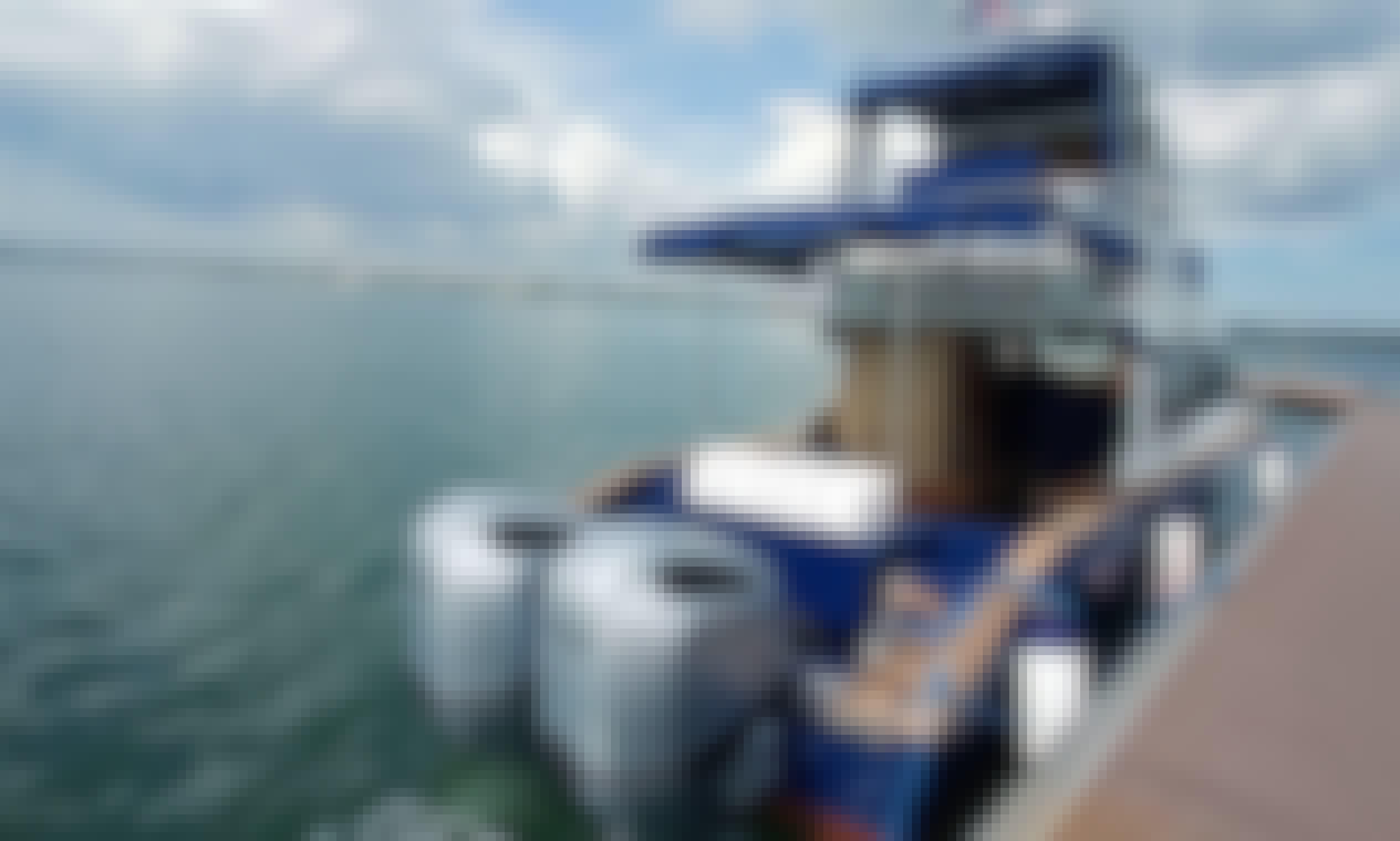 Bali Nusa Lembongan, Pari Manta boat rent