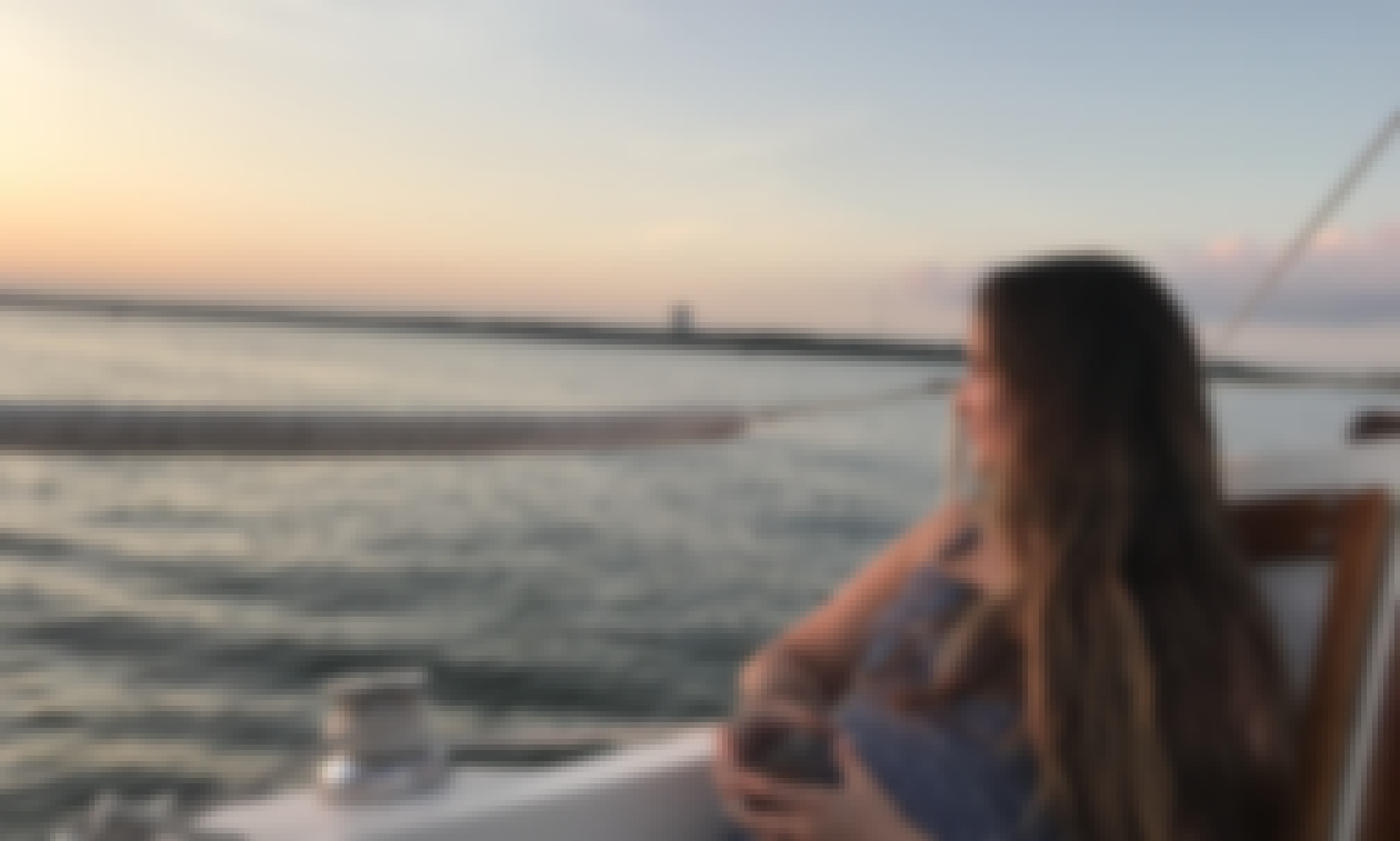 Catch the Sunset Sailing in Grapevine, Texas