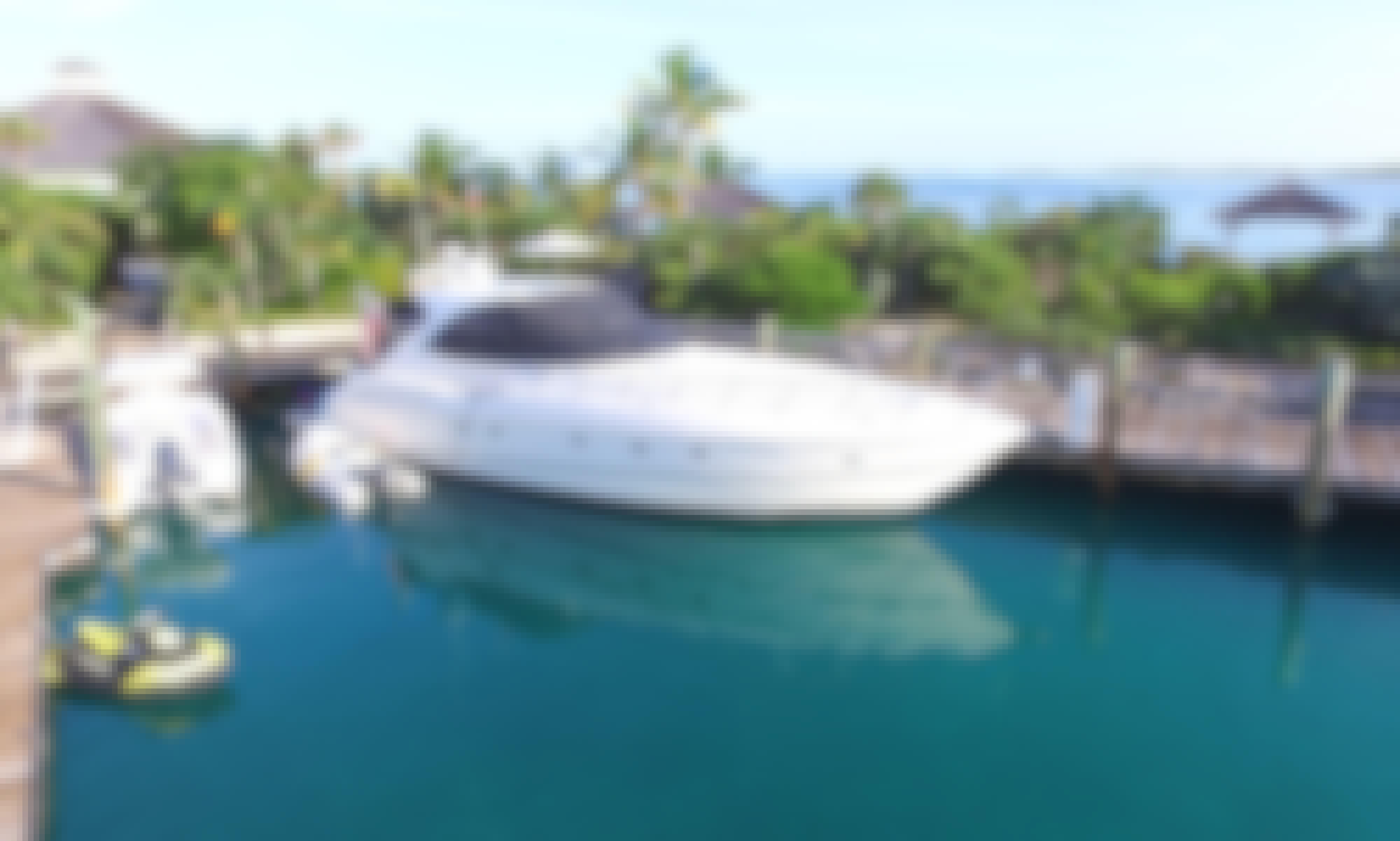 58' Cruiser Yacht- Sunny Isles, Fort Lauderdale, Miami