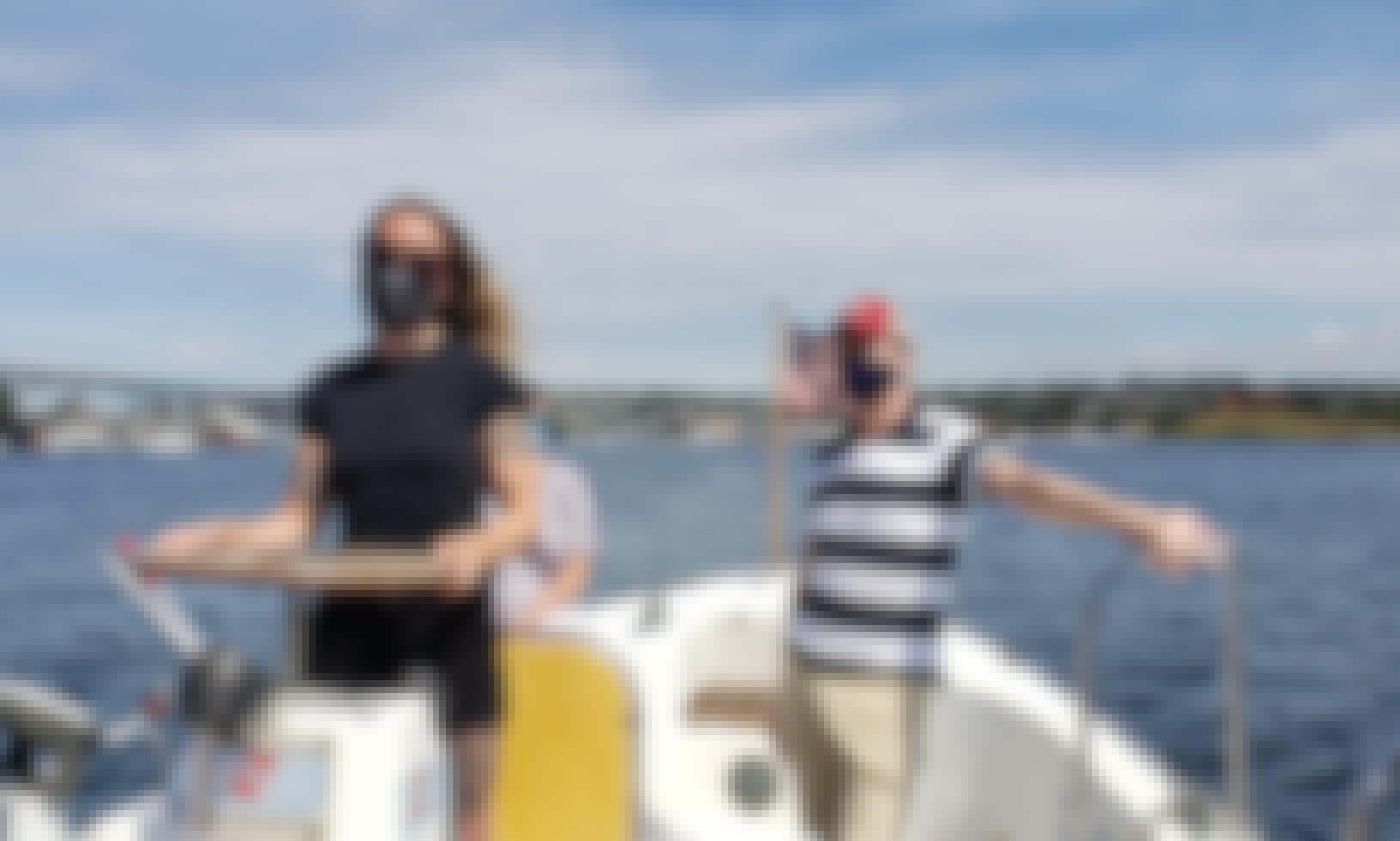 1-hour Lake Union Tour on Mocha