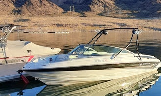 23' Crownline 225 Open Bow Watersports Boat in Boulder City, Nevada