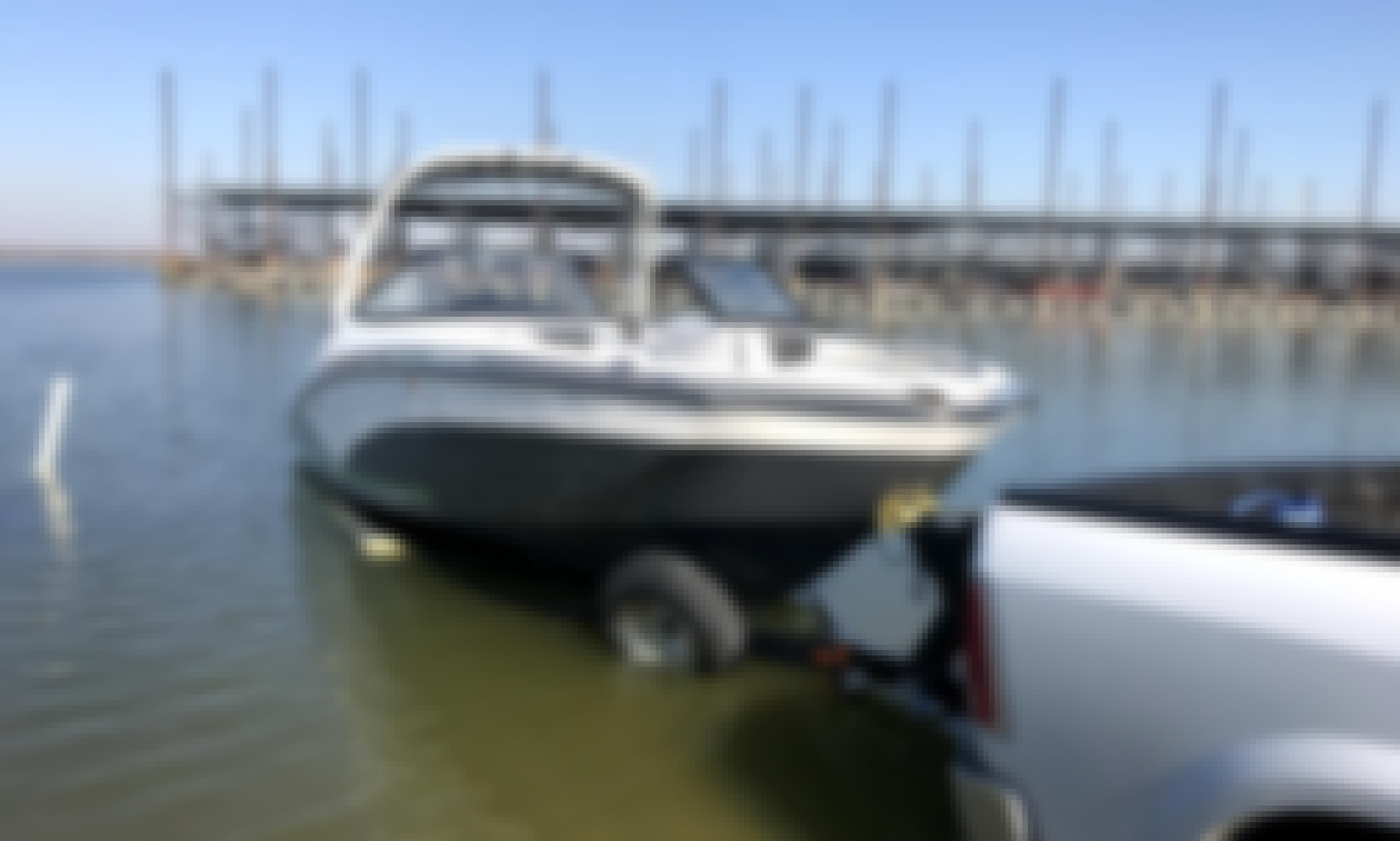 Latest model 24' Yamaha! You pick the place and time: Party Cove/Wakeboarding/Tubing/Sunsets