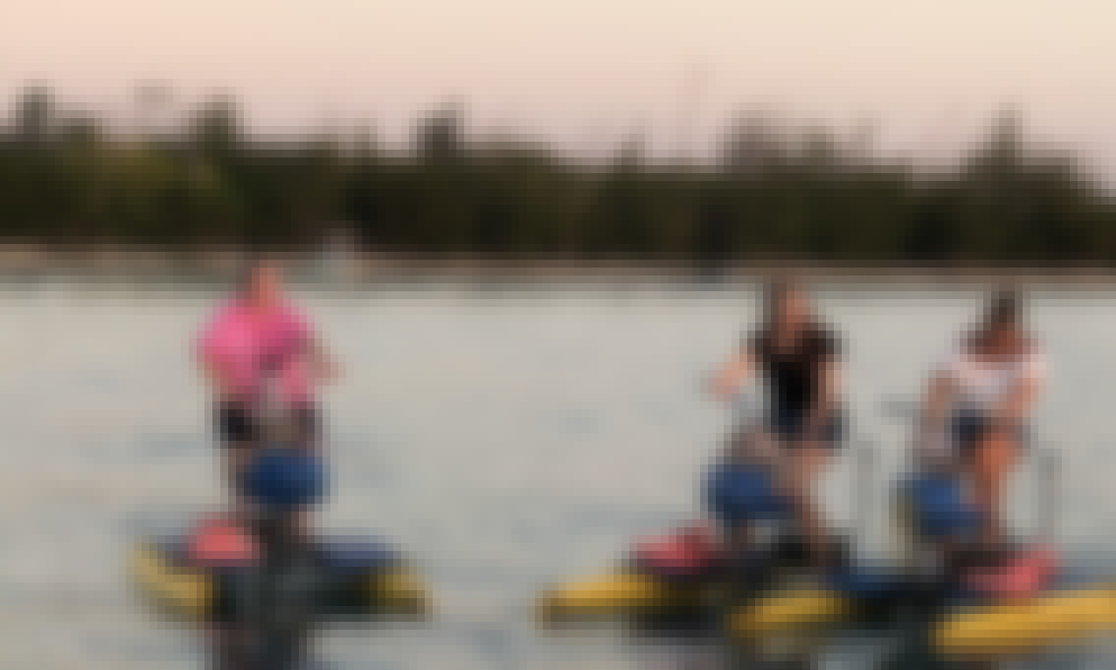 Paddle Boat Rental in Key West, Florida