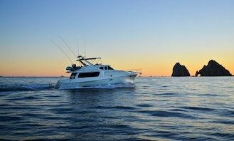 62' McKinna 'Mi Vieja' Private Yacht in Cabo San Lucas, Mexico
