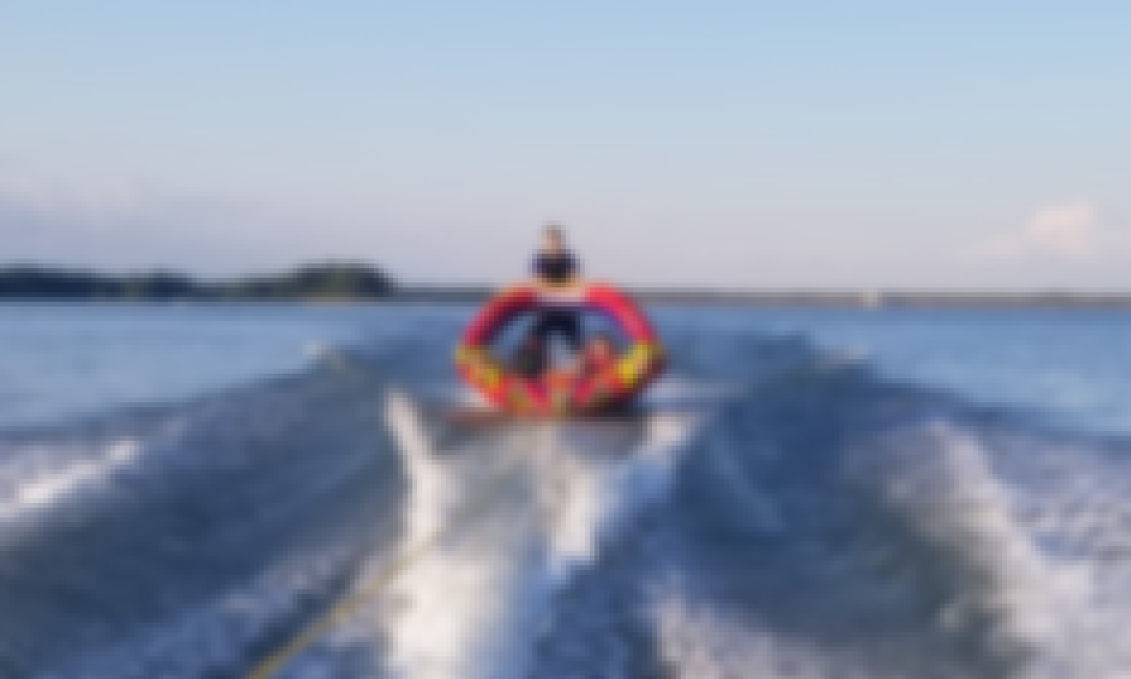 19' Maxum Bow-Rider for Tubing, Water Skiing, and Family Fun in the Sun!
