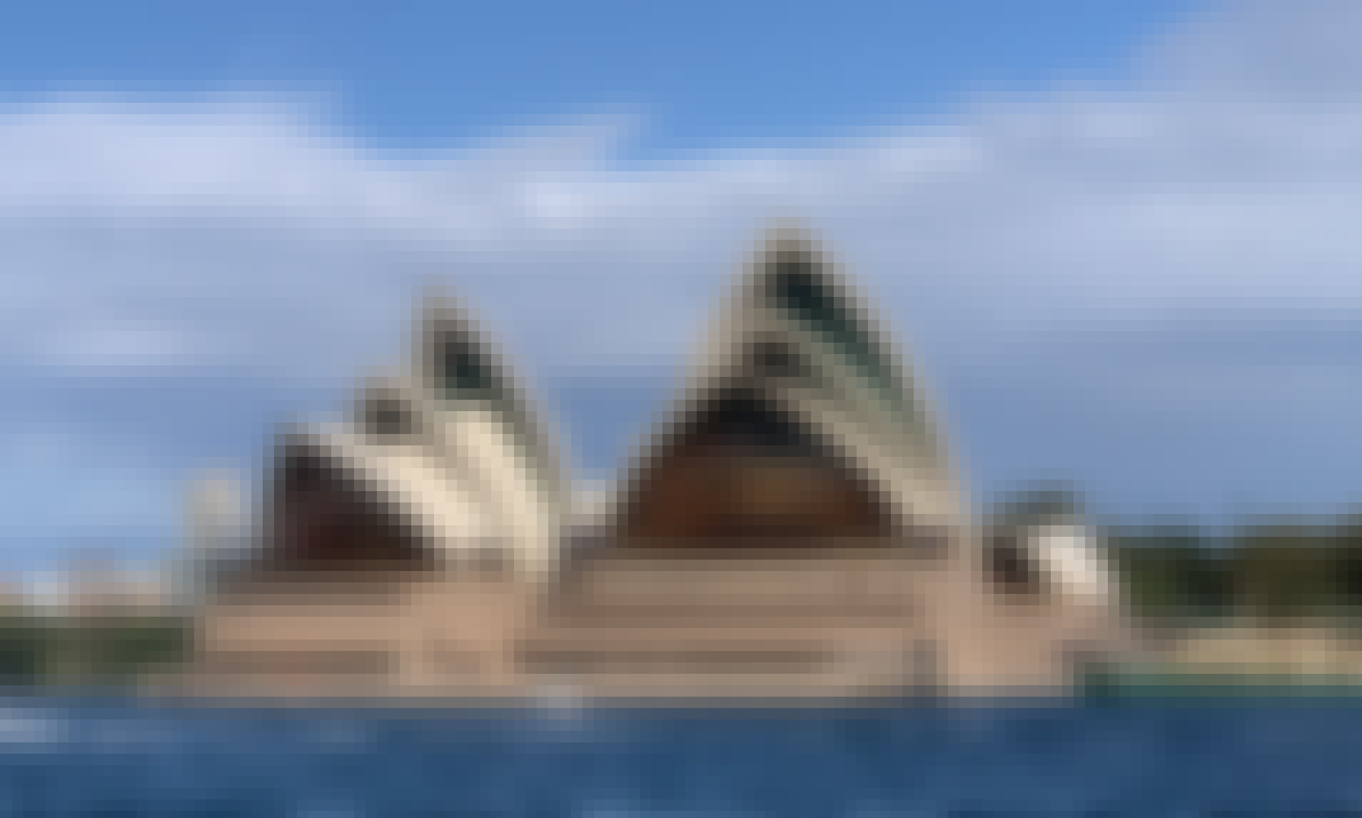 Sydney Harbour Cruise for up to 6 guests. Ideal for families!