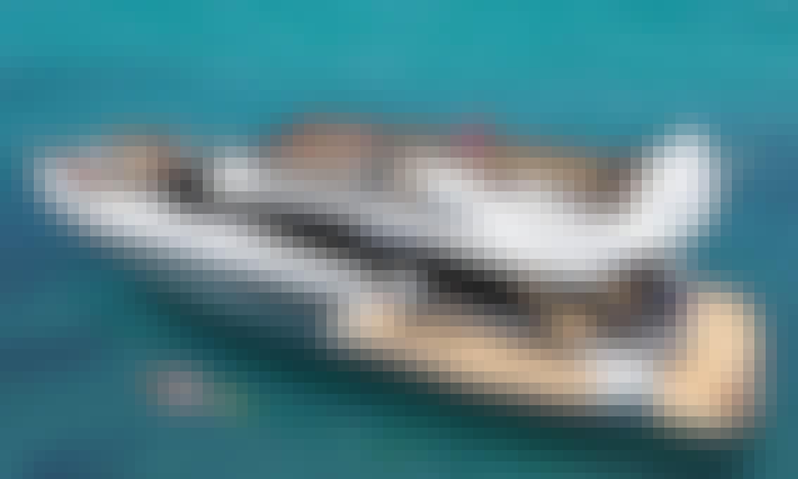 Most Luxurious/Innovative Yacht in MDR (waterslide, jetski, jet tender etc.)