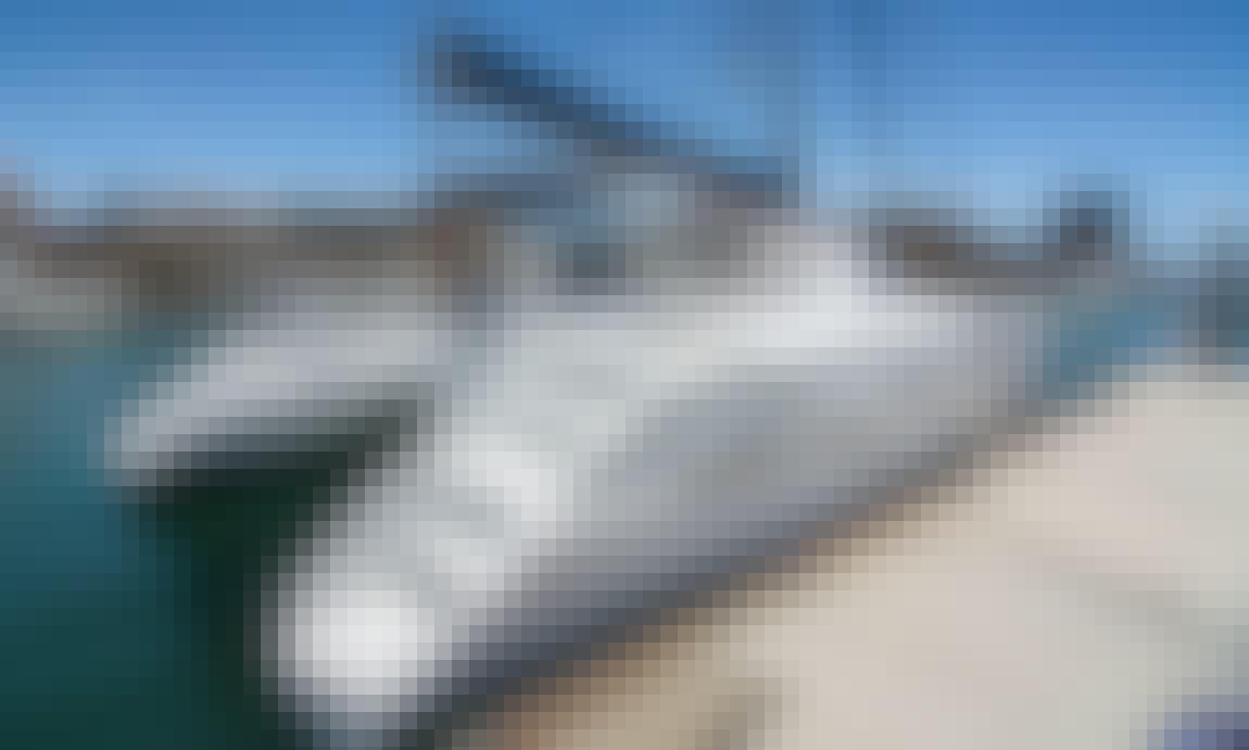 "43"" Luxury Fountain Pajot Catamaran Rental In Los Cabos San Lucas, Mexico"