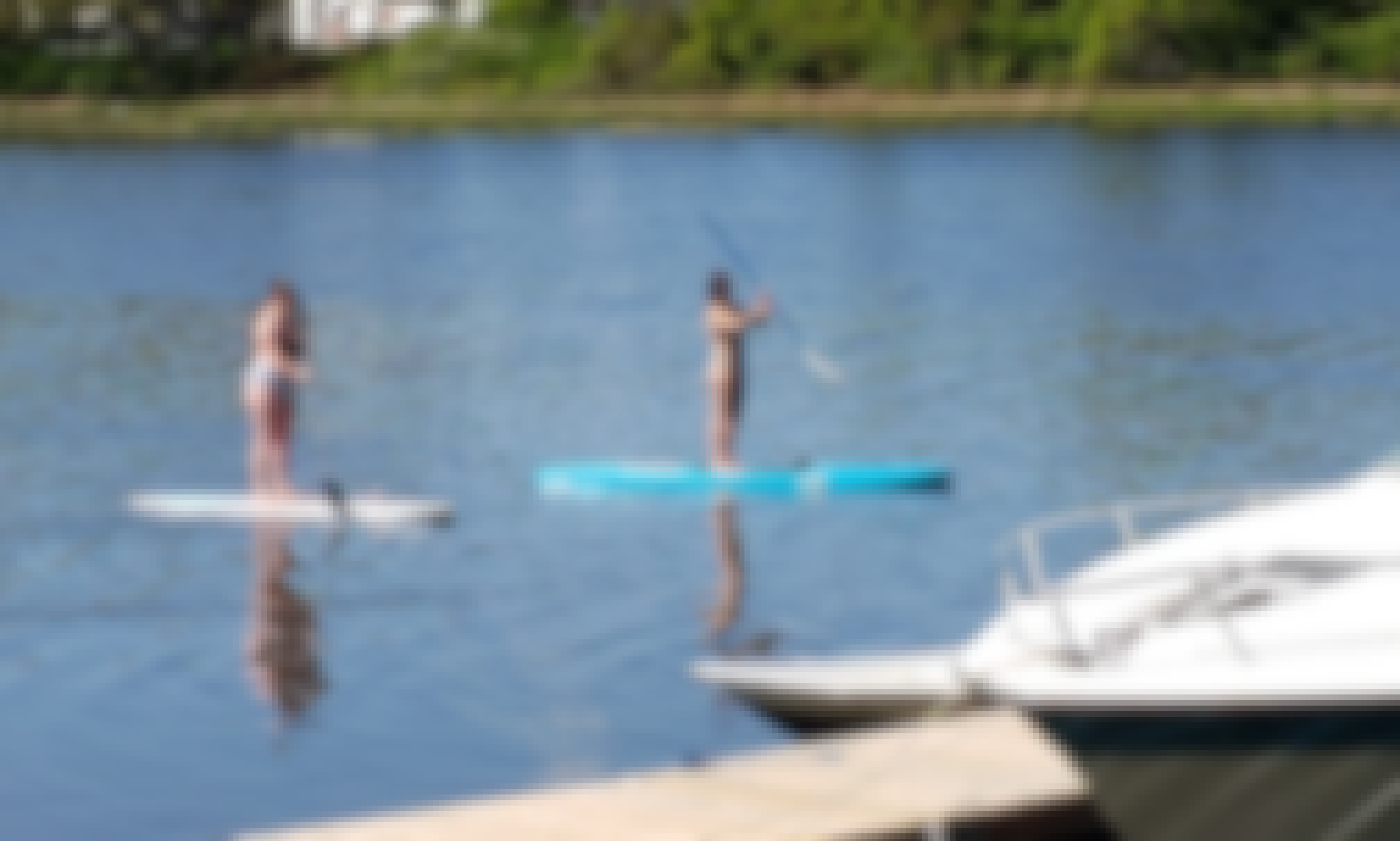 Stand Up Paddleboard Rental in Riverside and Barrington