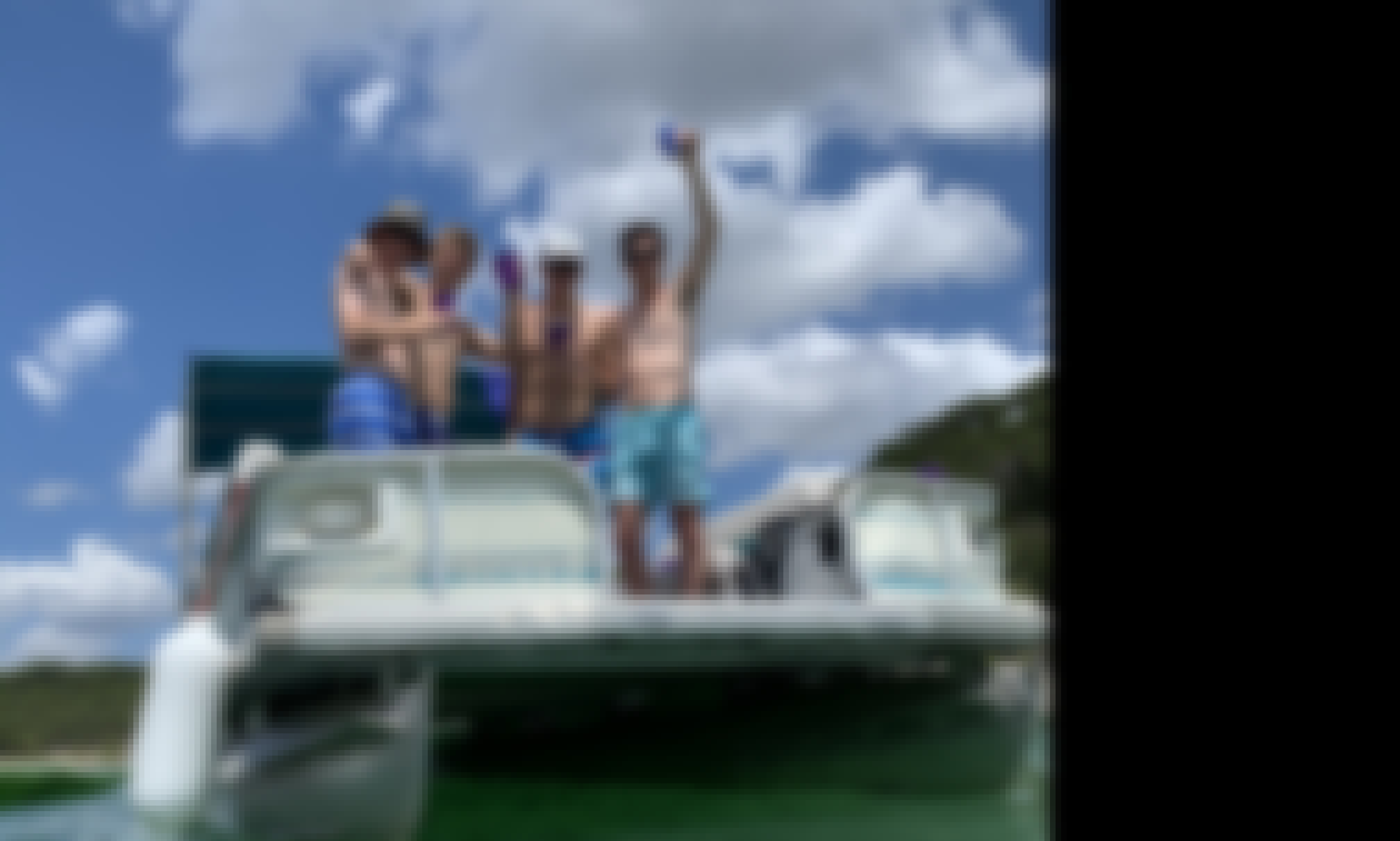 22' Pontoon - Lake Travis