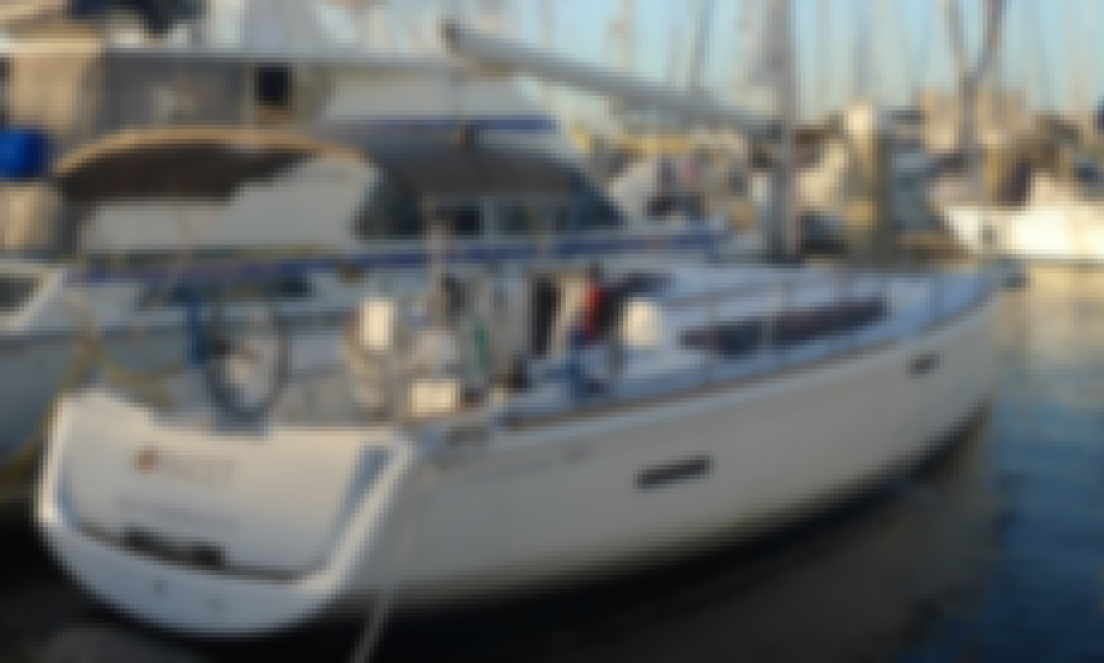 Got ASA Certification? Book the Jeanneau 389 Sailing Yacht